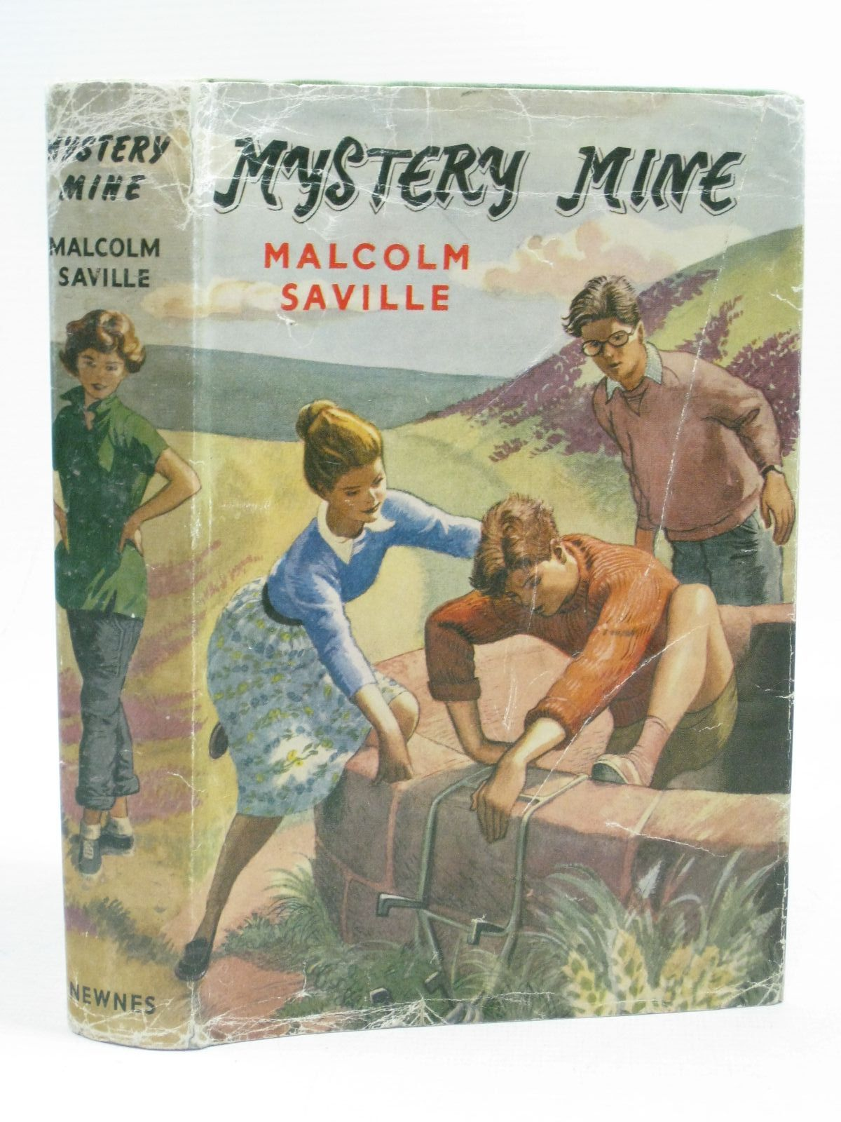 Photo of MYSTERY MINE written by Saville, Malcolm published by George Newnes Ltd. (STOCK CODE: 1404319)  for sale by Stella & Rose's Books