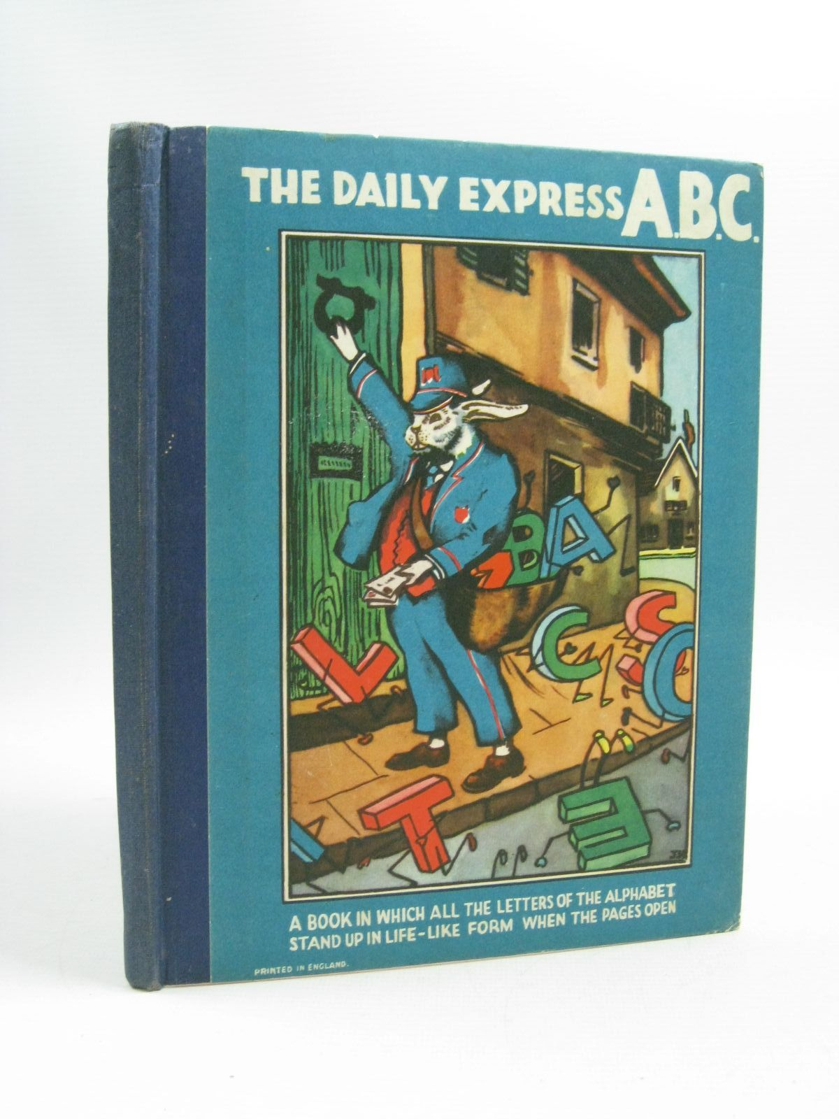 Photo of THE DAILY EXPRESS A.B.C.