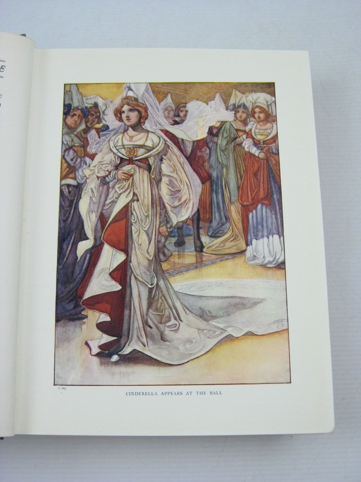 Photo of THE BIG BOOK OF FAIRY TALES written by Jerrold, Walter illustrated by Robinson, Charles published by Blackie & Son Ltd. (STOCK CODE: 1404468)  for sale by Stella & Rose's Books