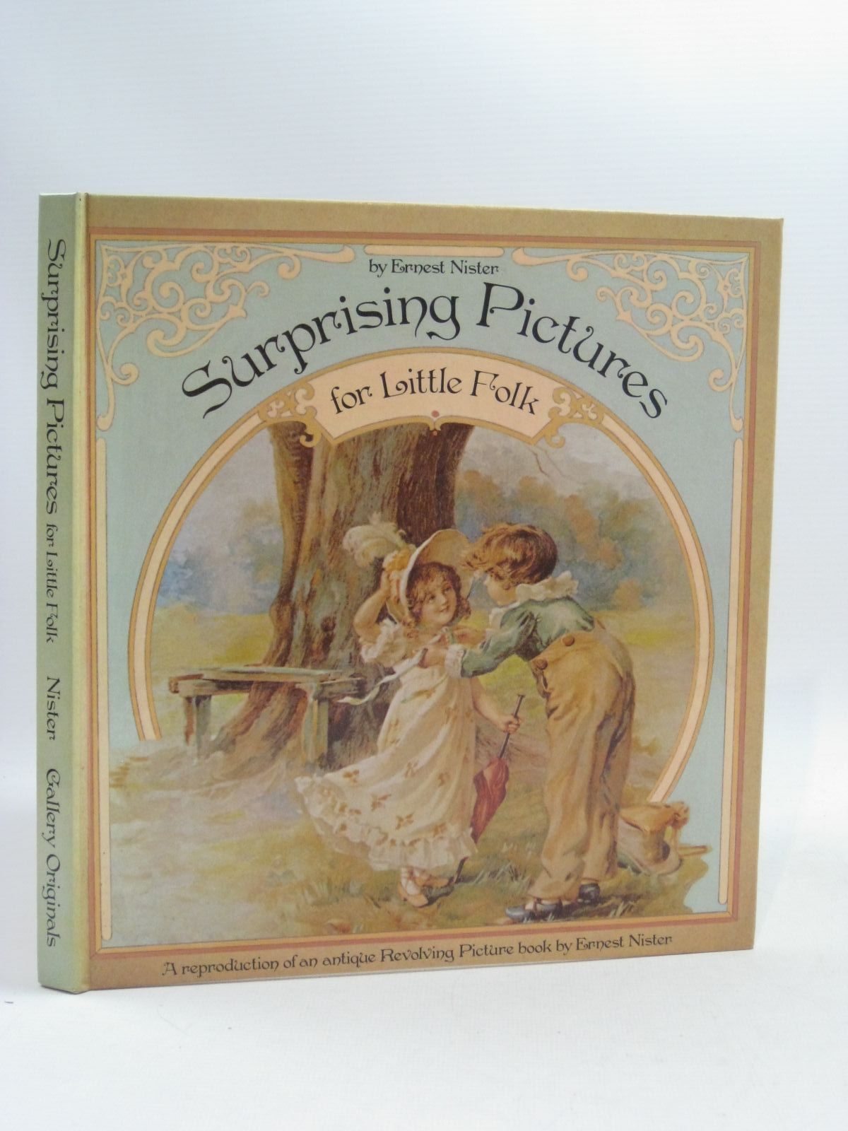 Photo of SURPRISING PICTURES FOR LITTLE FOLK