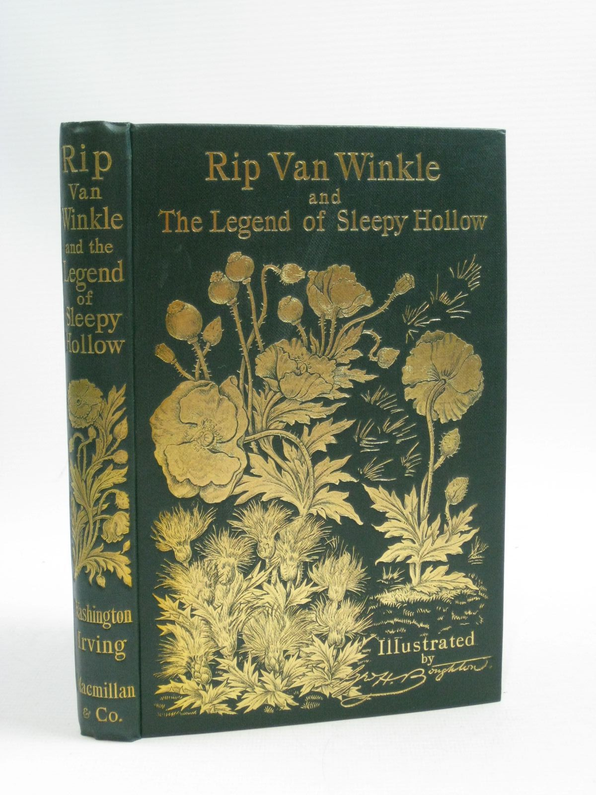 Photo of RIP VAN WINKLE AND THE LEGEND OF SLEEPY HOLLOW