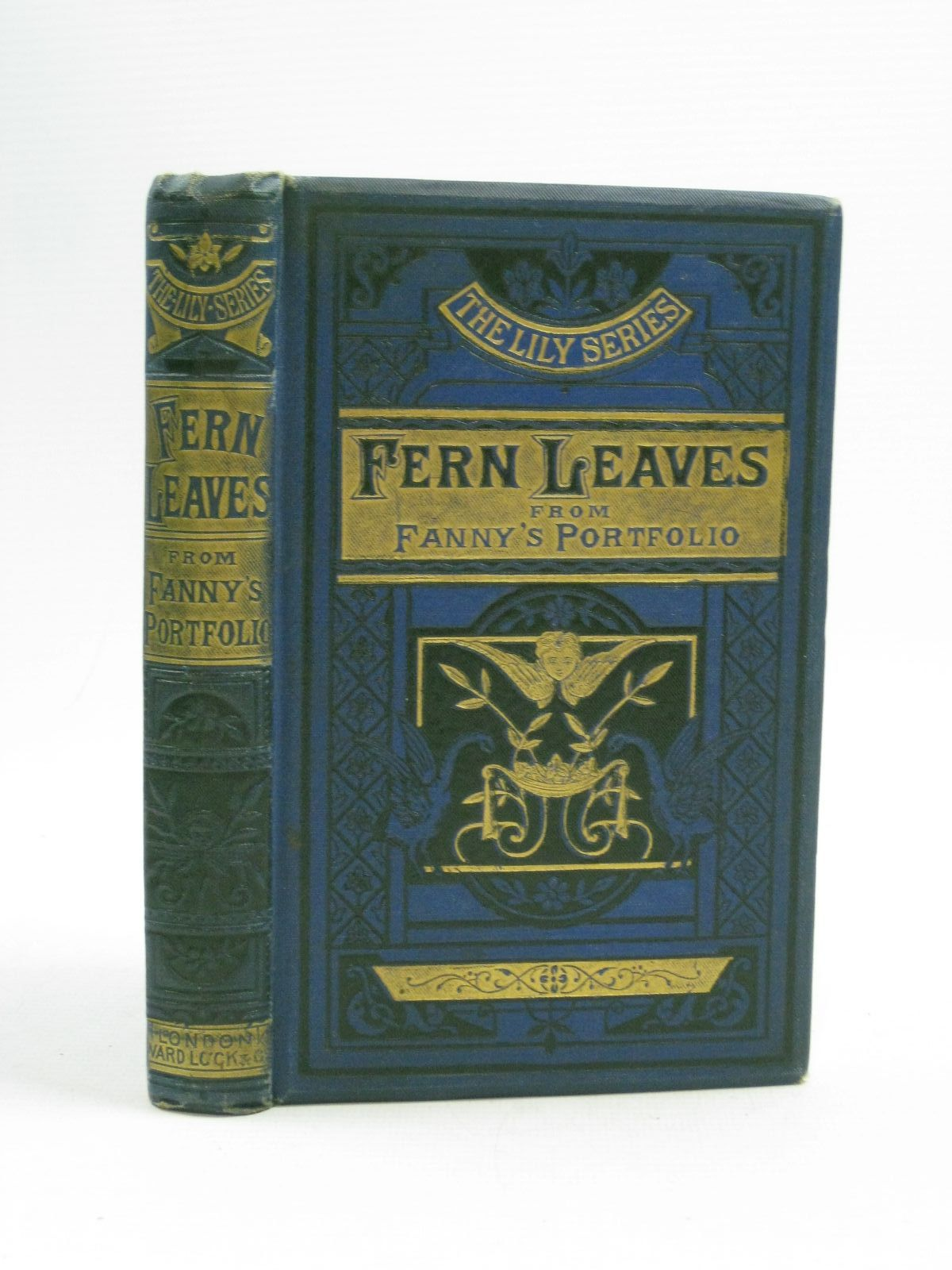 Photo of FERN LEAVES FROM FANNY'S PORTFOLIO written by Fern, Fanny published by Ward, Lock And Tyler (STOCK CODE: 1404558)  for sale by Stella & Rose's Books