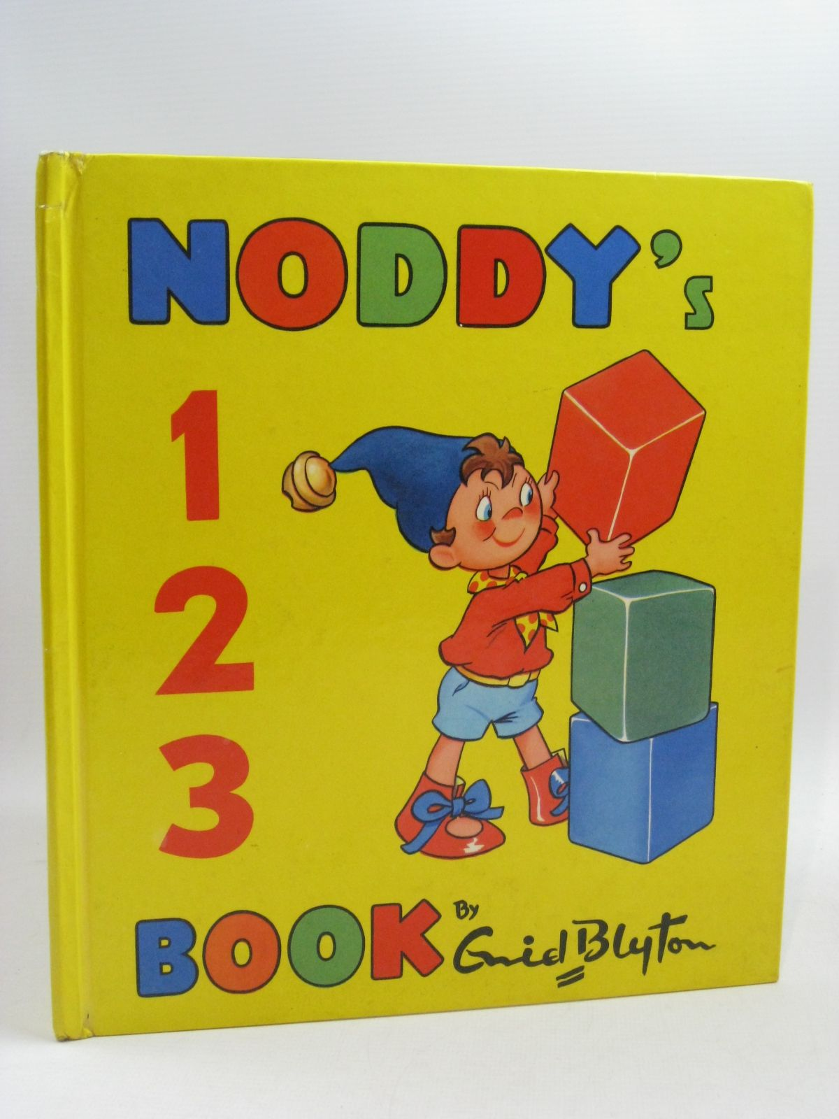 Photo of NODDY'S ONE, TWO, THREE BOOK written by Blyton, Enid published by Purnell (STOCK CODE: 1404616)  for sale by Stella & Rose's Books
