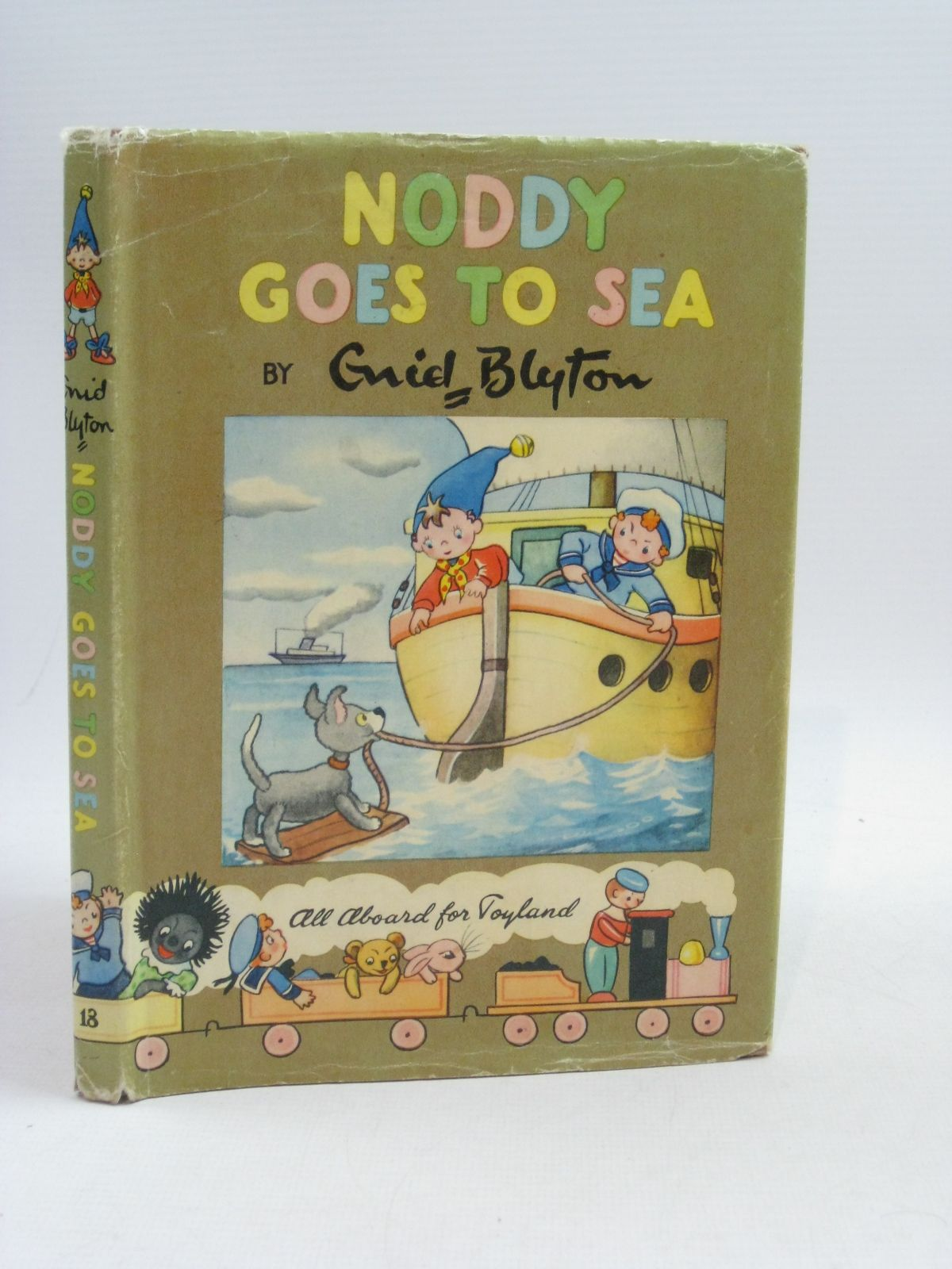 Photo of NODDY GOES TO SEA- Stock Number: 1404629