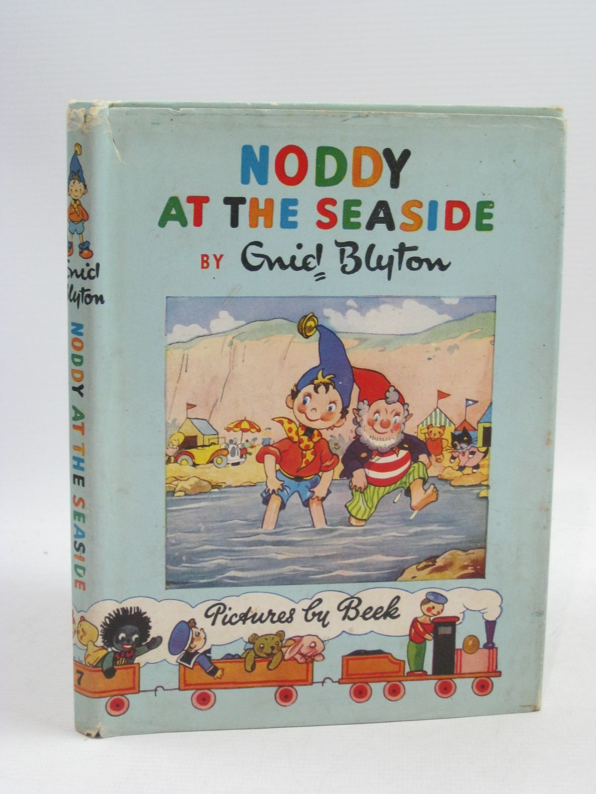Photo of NODDY AT THE SEASIDE- Stock Number: 1404633
