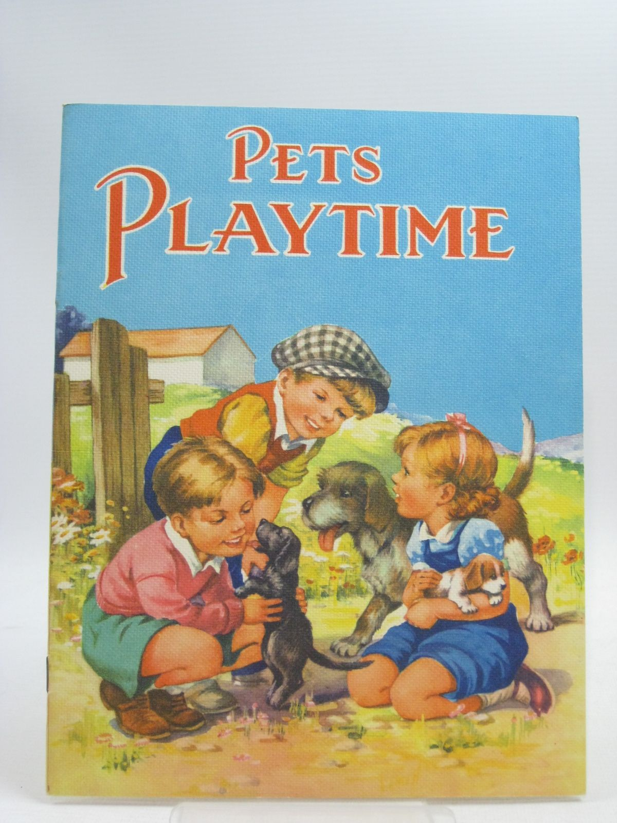 Photo of PETS PLAYTIME published by B.B. Ltd. (STOCK CODE: 1404663)  for sale by Stella & Rose's Books