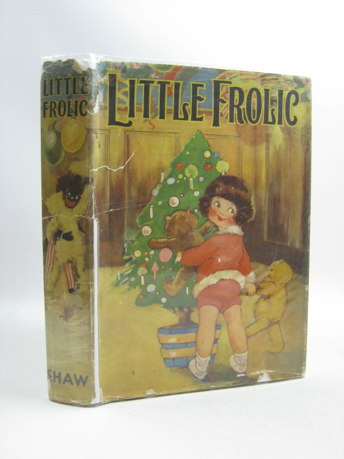 Photo of LITTLE FROLIC illustrated by Aris, Ernest A.<br />Wain, Louis<br />et al.,<br />Lambert, H.G.C. Marsh published by John F. Shaw & Co Ltd. (STOCK CODE: 1404675)  for sale by Stella & Rose's Books