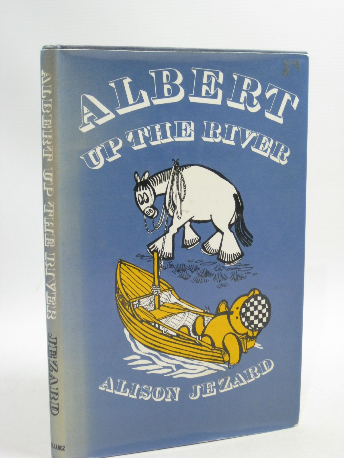 Photo of ALBERT UP THE RIVER