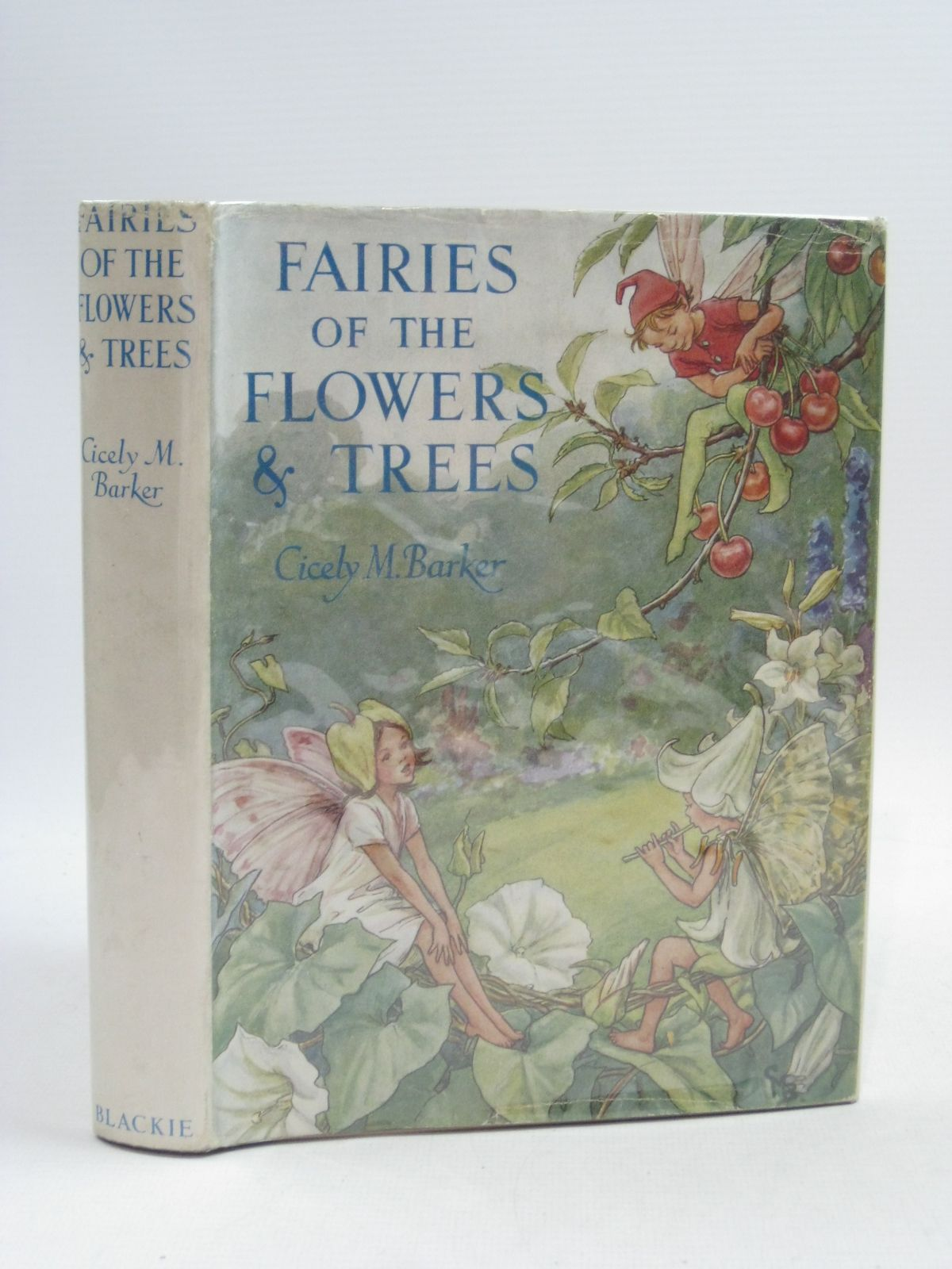 Photo of FAIRIES OF THE FLOWERS AND TREES