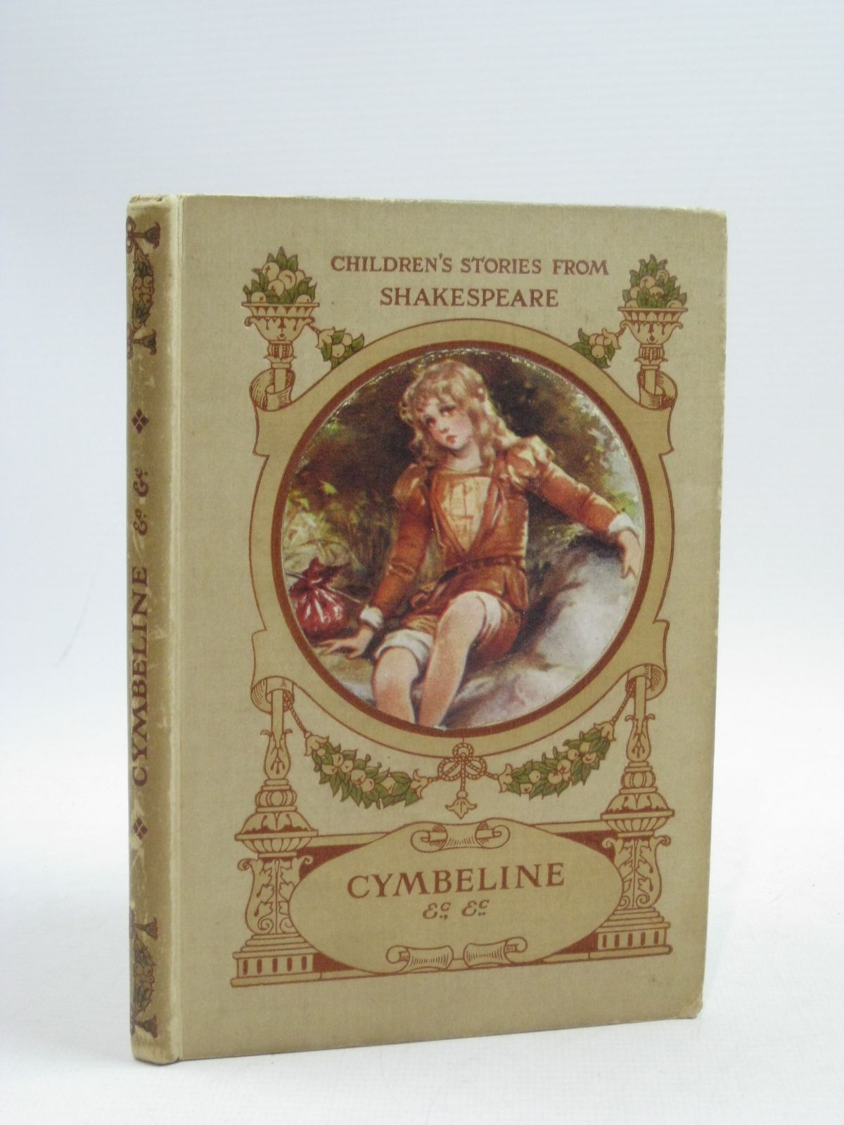 Photo of CYMBELINE AND OTHER STORIES written by Nesbit, E.<br />Chesson, Hugh illustrated by Brundage, Frances<br />Bowley, M. published by Raphael Tuck & Sons (STOCK CODE: 1404705)  for sale by Stella & Rose's Books