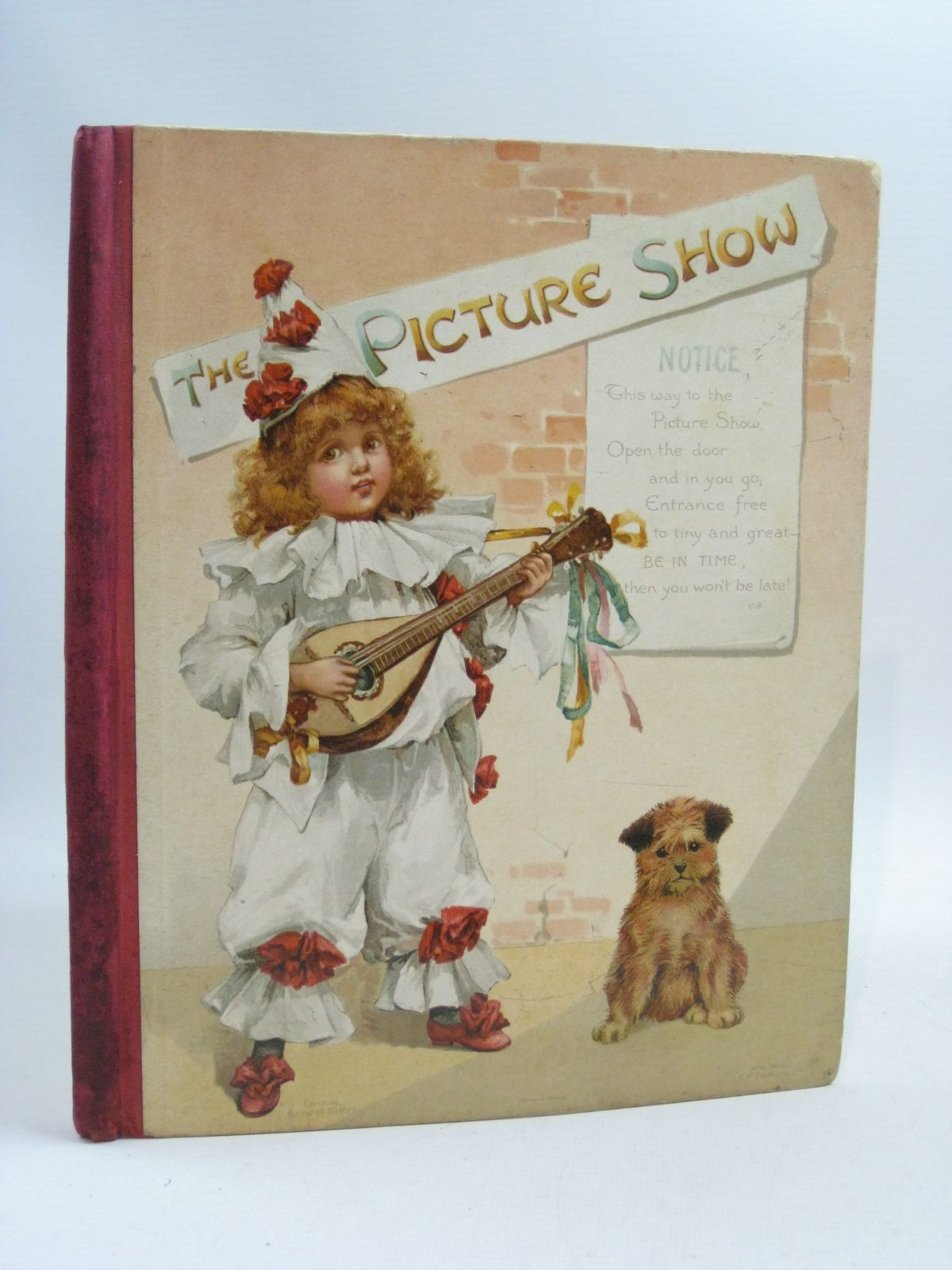 Photo of THE PICTURE SHOW published by Ernest Nister (STOCK CODE: 1404715)  for sale by Stella & Rose's Books