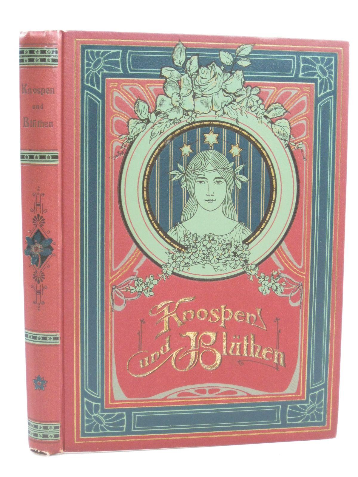Photo of KNOSPEN UND BLUTHEN published by Schreiter'Sche Verlagsbuchhandlung (STOCK CODE: 1404731)  for sale by Stella & Rose's Books