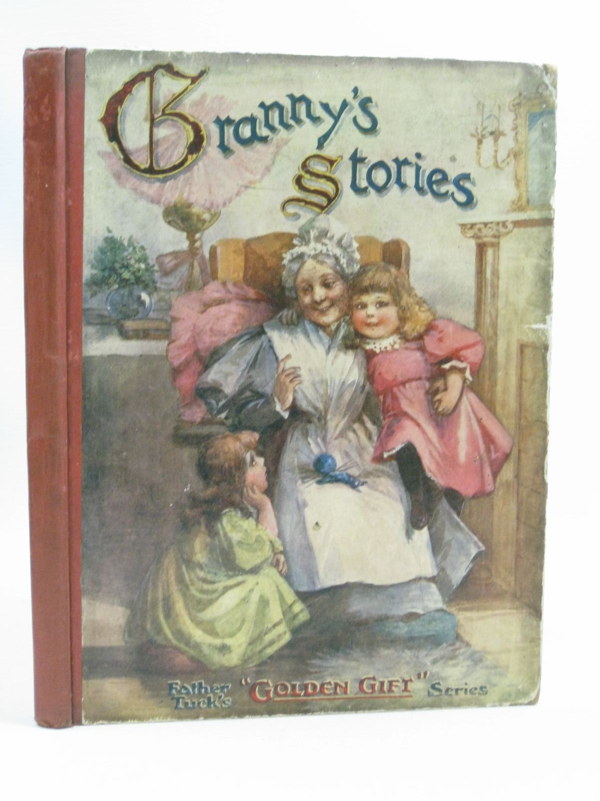Photo of GRANNY'S STORIES written by Vredenburg, Edric<br />Williams, Margery<br />Chesson, Nora<br />et al, illustrated by Bowley, M.<br />Taylor, E.M.<br />Lewis, T. Noyes<br />Attwell, Mabel Lucie<br />et al., published by Raphael Tuck & Sons Ltd. (STOCK CODE: 1404751)  for sale by Stella & Rose's Books