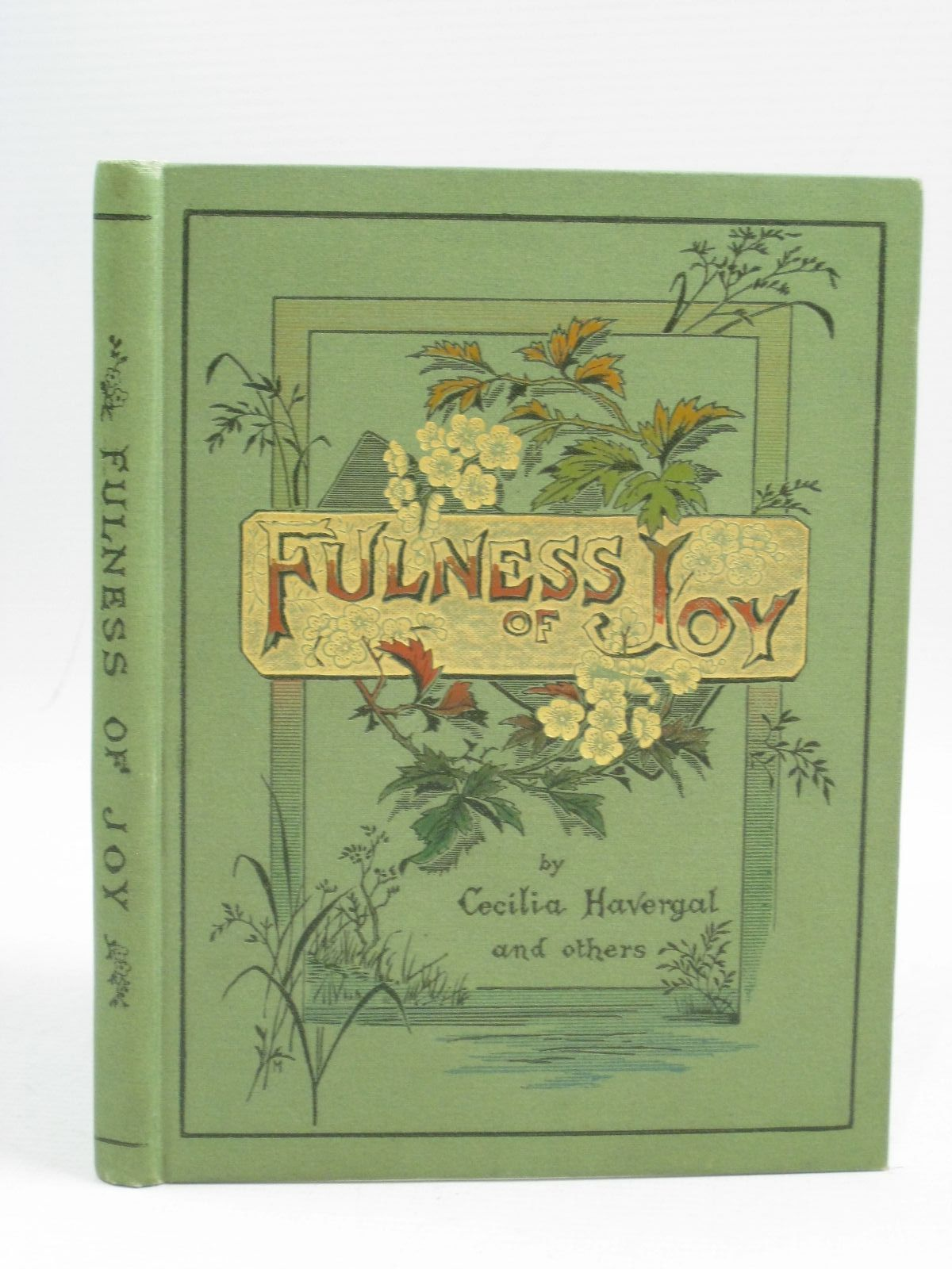 Photo of FULNESS OF JOY written by Havergal, Cecilia<br />et al,<br />Murray, Charlotte published by James E. Hawkins (STOCK CODE: 1404769)  for sale by Stella & Rose's Books