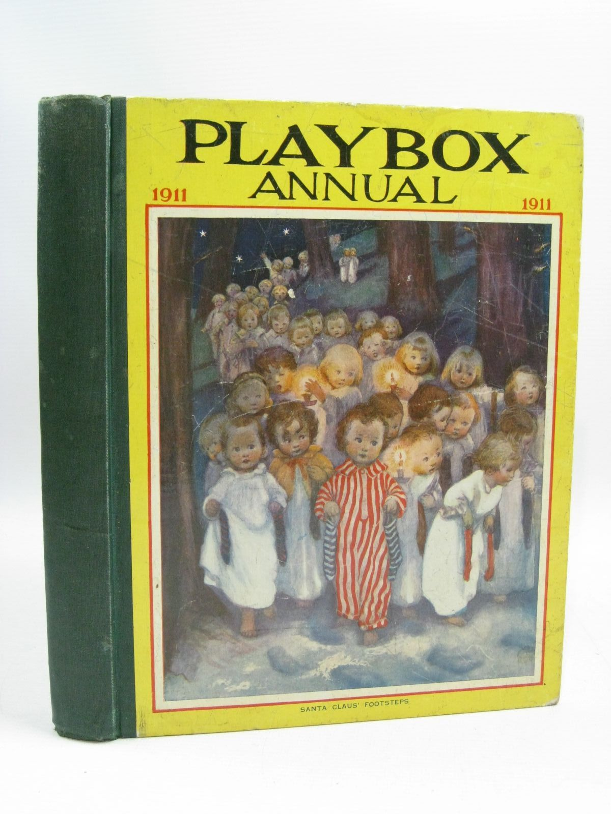 Photo of PLAYBOX ANNUAL 1911 illustrated by Wain, Louis<br />Cowham, Hilda<br />et al., published by The Amalgamated Press (STOCK CODE: 1404791)  for sale by Stella & Rose's Books