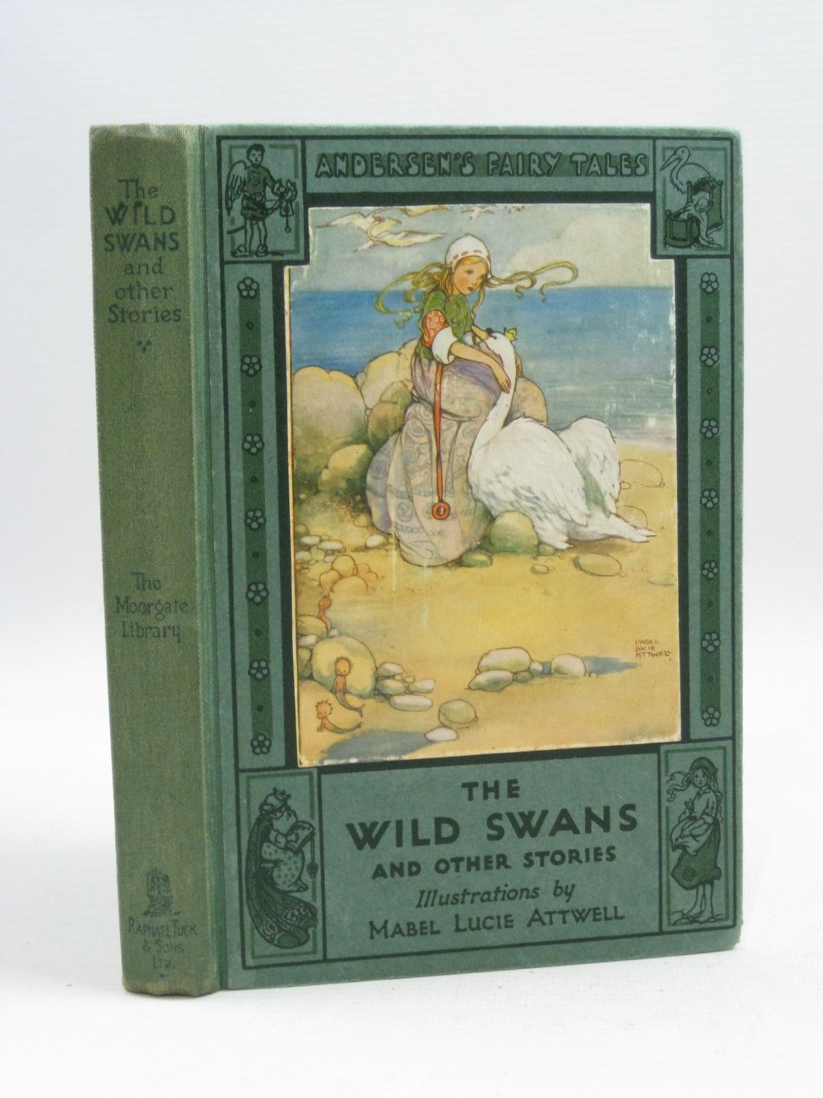 the wild swans and other stories written by andersen hans christian stock code 1404803. Black Bedroom Furniture Sets. Home Design Ideas