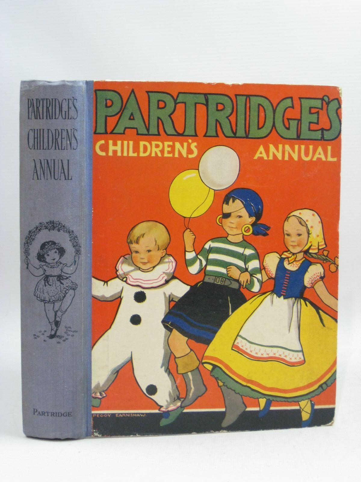 Photo of PARTRIDGE'S CHILDREN'S ANNUAL written by O.I.C.,<br />Mercer, Joyce<br />Laing, Lucy<br />et al, illustrated by Aris, Ernest A.<br />Mercer, Joyce<br />Brisley, Nina K.<br />Browne, Jacques<br />et al., published by S.W. Partridge & Co. (STOCK CODE: 1404818)  for sale by Stella & Rose's Books