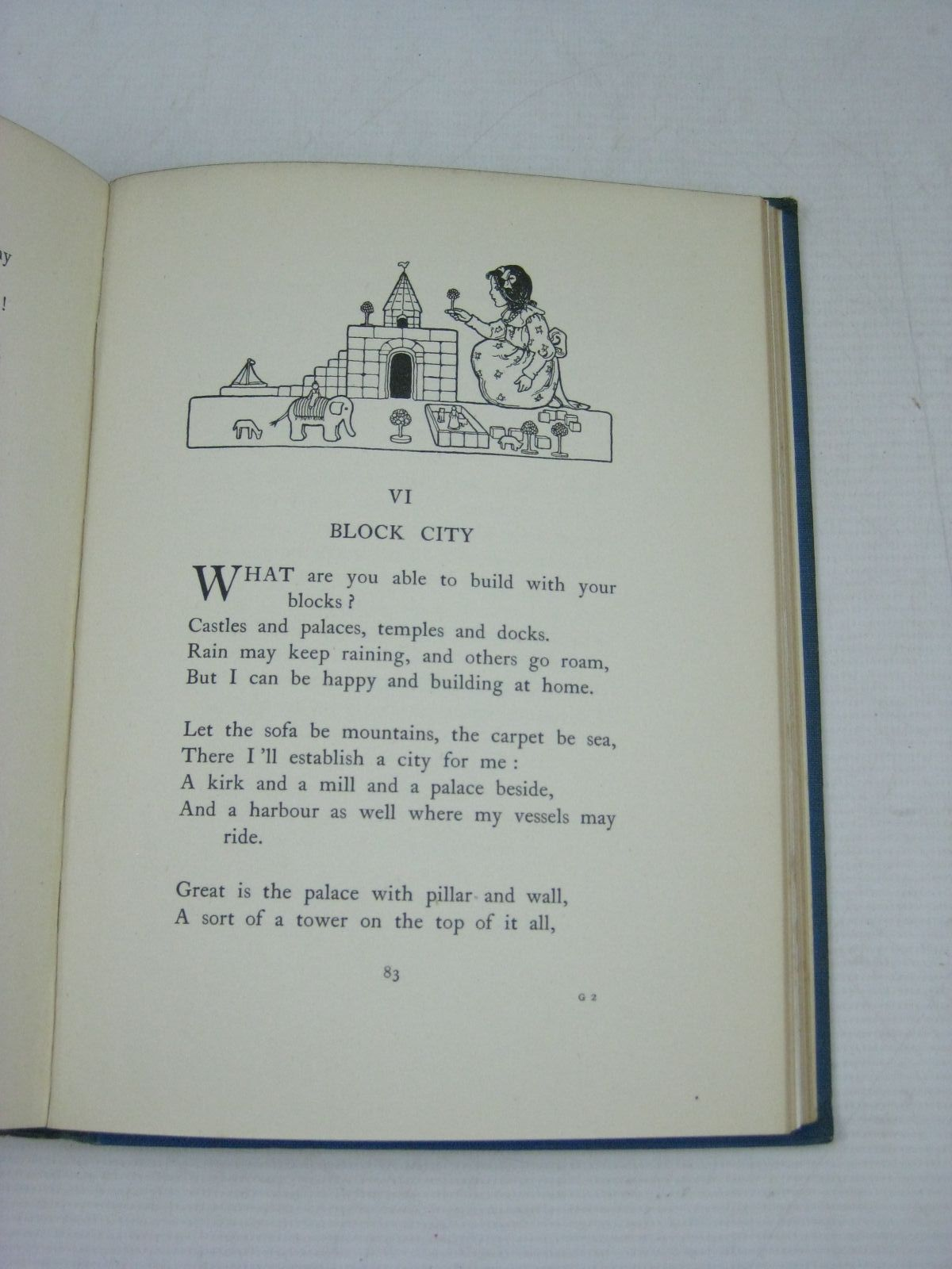 Photo of A CHILD'S GARDEN OF VERSES written by Stevenson, Robert Louis illustrated by Sowerby, Millicent published by Chatto & Windus (STOCK CODE: 1404868)  for sale by Stella & Rose's Books