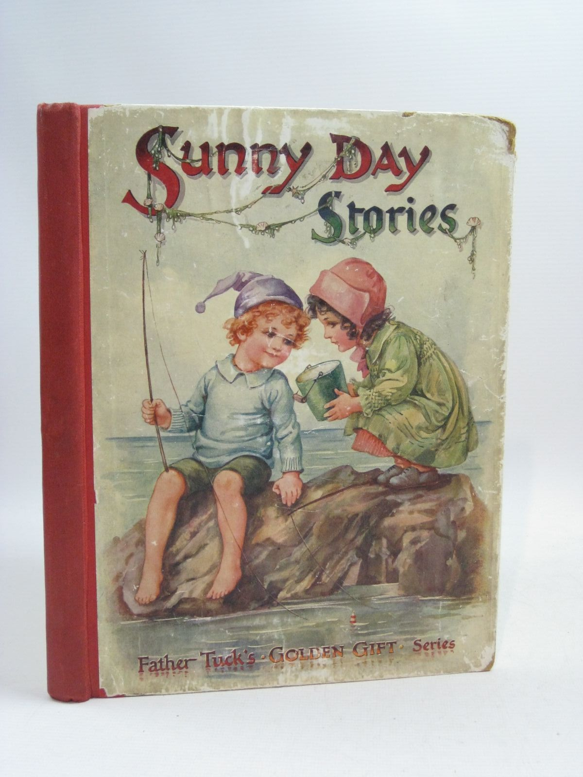 Photo of SUNNY DAY STORIES written by Vredenburg, Edric<br />Hoyer, M.A.<br />Braine, Sheila E. illustrated by Heatly, E.<br />Robinson, Gordon<br />Bowley, A.L.<br />Attwell, Mabel Lucie<br />Cowham, Hilda published by Raphael Tuck & Sons Ltd. (STOCK CODE: 1404880)  for sale by Stella & Rose's Books