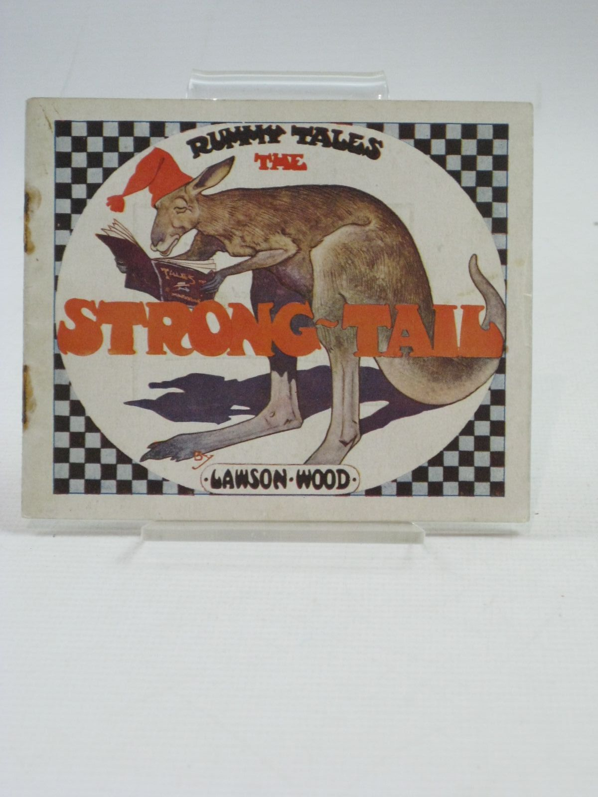 Photo of THE STRONG-TAIL written by Wood, Lawson illustrated by Wood, Lawson published by Frederick Warne & Co Ltd. (STOCK CODE: 1404889)  for sale by Stella & Rose's Books
