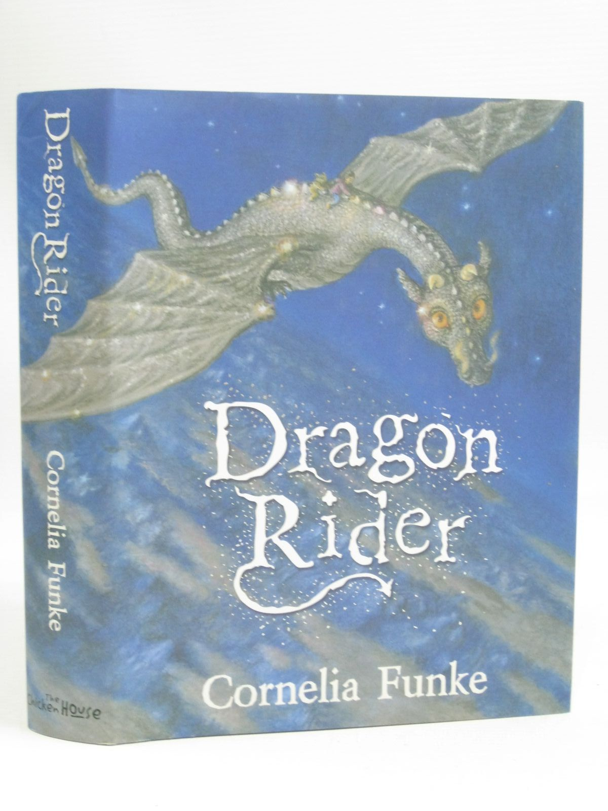 Photo of DRAGON RIDER written by Funke, Cornelia illustrated by Funke, Cornelia published by The Chicken House (STOCK CODE: 1404911)  for sale by Stella & Rose's Books