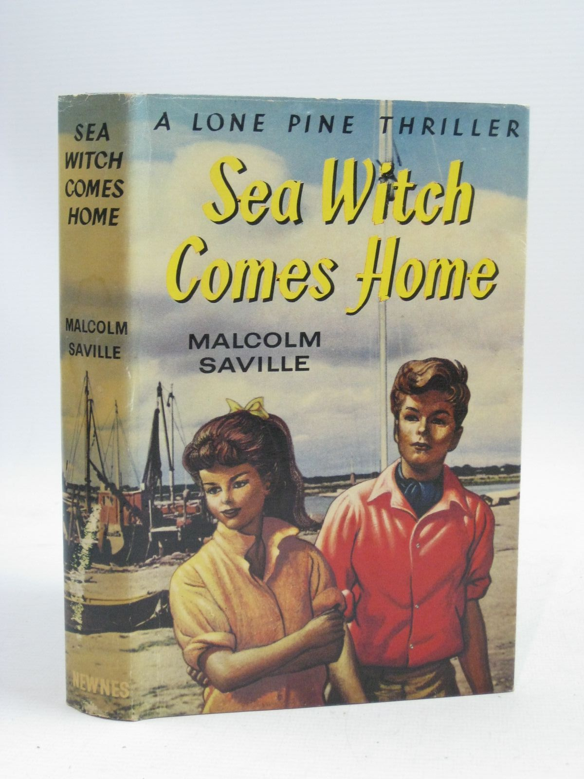 Photo of SEA WITCH COMES HOME written by Saville, Malcolm published by George Newnes Ltd. (STOCK CODE: 1404929)  for sale by Stella & Rose's Books