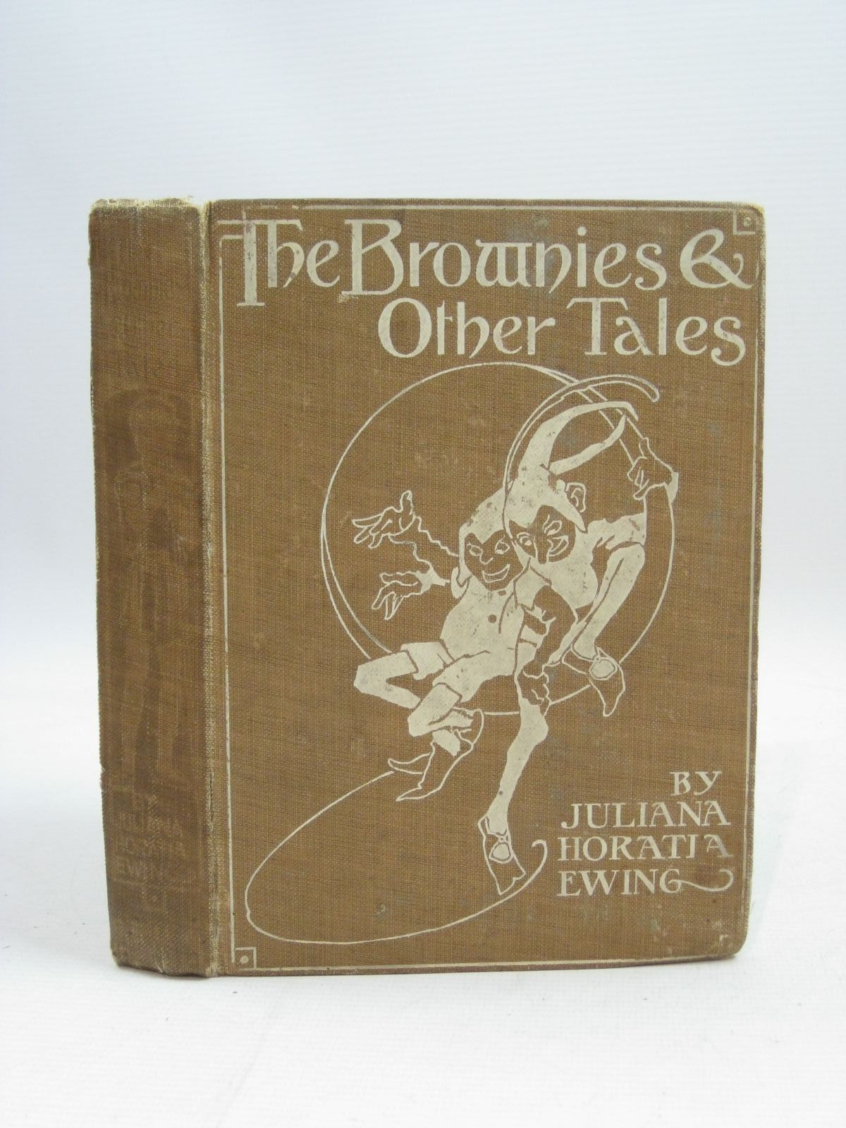 Photo of THE BROWNIES AND OTHER TALES written by Ewing, Juliana Horatia illustrated by Woodward, Alice B. published by George Bell & Sons (STOCK CODE: 1404996)  for sale by Stella & Rose's Books
