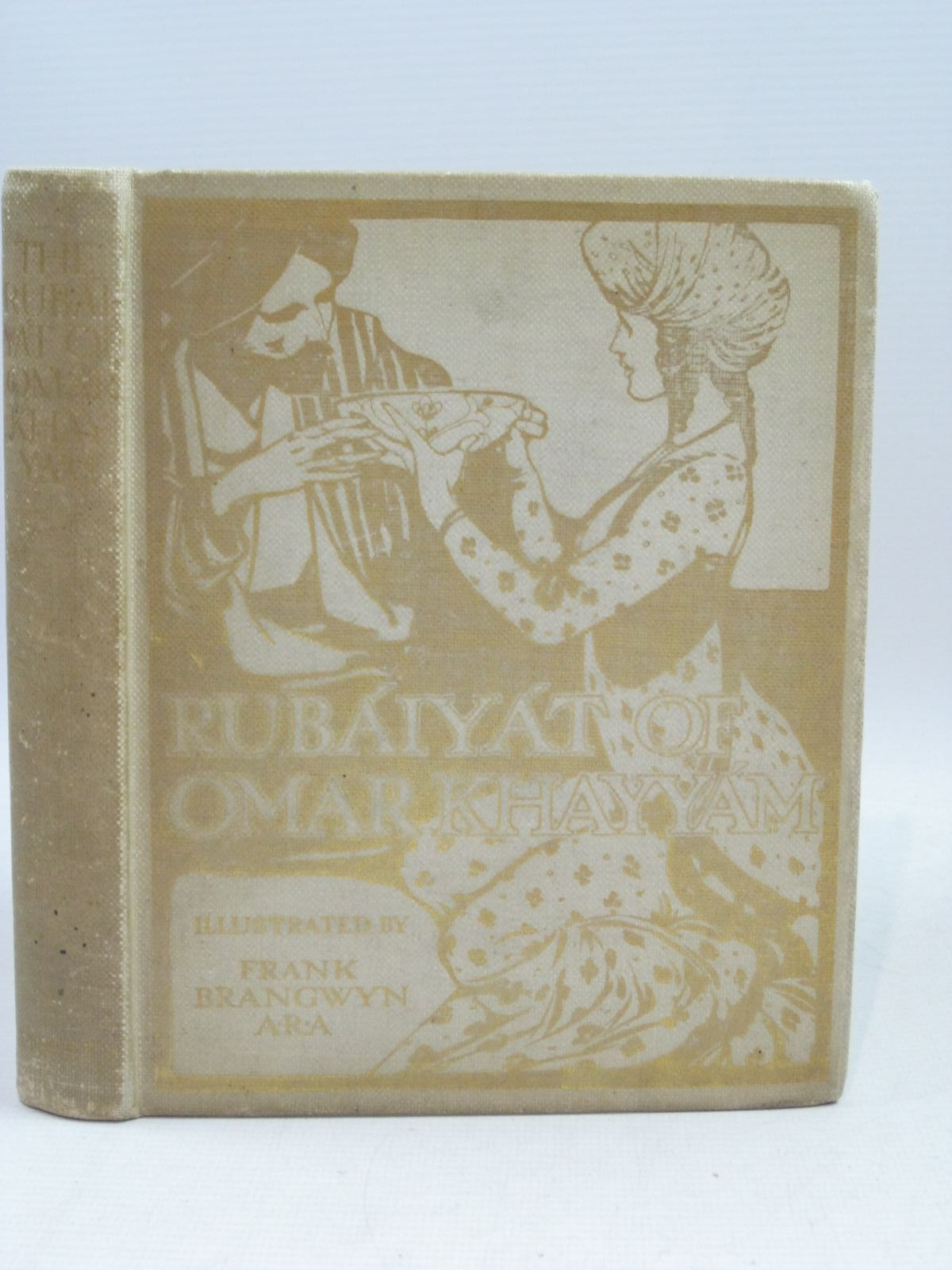 Photo of THE RUBAIYAT OF OMAR KHAYYAM written by Fitzgerald, Edward illustrated by Brangwyn, Frank published by T. N. Foulis (STOCK CODE: 1405007)  for sale by Stella & Rose's Books