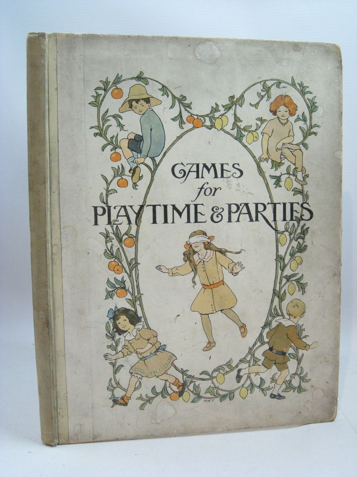 Photo of GAMES FOR PLAYTIME & PARTIES written by Wilman, Stanley V. illustrated by Tarrant, Margaret published by T.C. & E.C. Jack Ltd. (STOCK CODE: 1405040)  for sale by Stella & Rose's Books