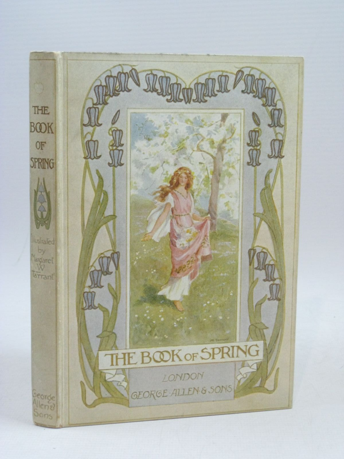 Photo of THE BOOK OF SPRING written by Keats, John<br />Tennyson, Alfred<br />Wordsworth, William<br />et al,  illustrated by Tarrant, Margaret published by George Allen & Sons (STOCK CODE: 1405079)  for sale by Stella & Rose's Books