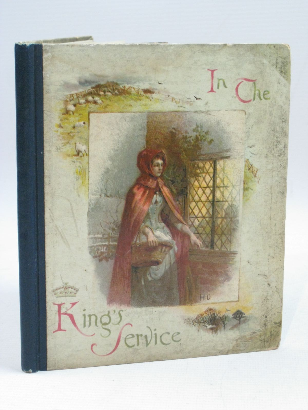 Photo of IN THE KING'S SERVICE published by Ernest Nister (STOCK CODE: 1405086)  for sale by Stella & Rose's Books