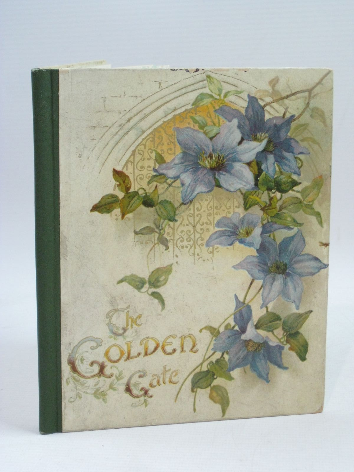 Photo of THE GOLDEN GATE written by Procter, Adelaide A. published by Ernest Nister, E.P. Dutton & Co. (STOCK CODE: 1405087)  for sale by Stella & Rose's Books