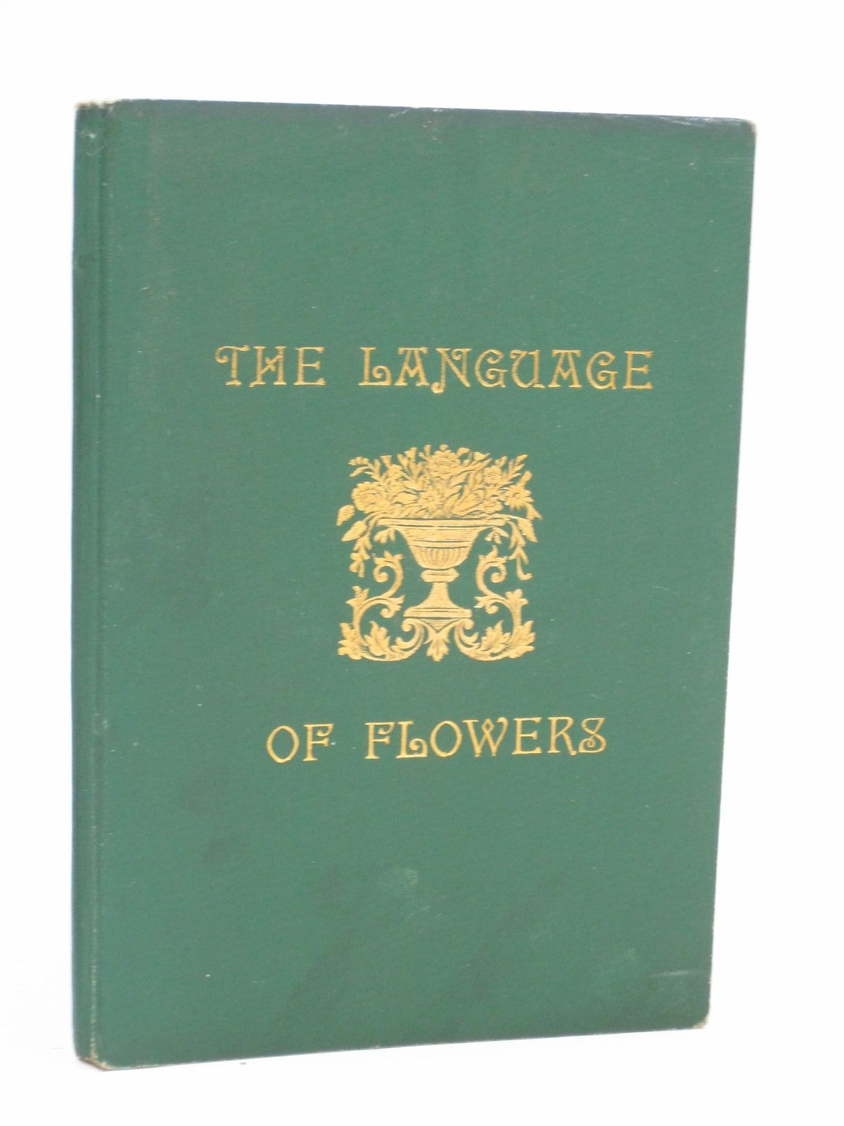 Photo of THE LANGUAGE OF FLOWERS written by Tyas, Robert published by Houlston & Sons (STOCK CODE: 1405095)  for sale by Stella & Rose's Books