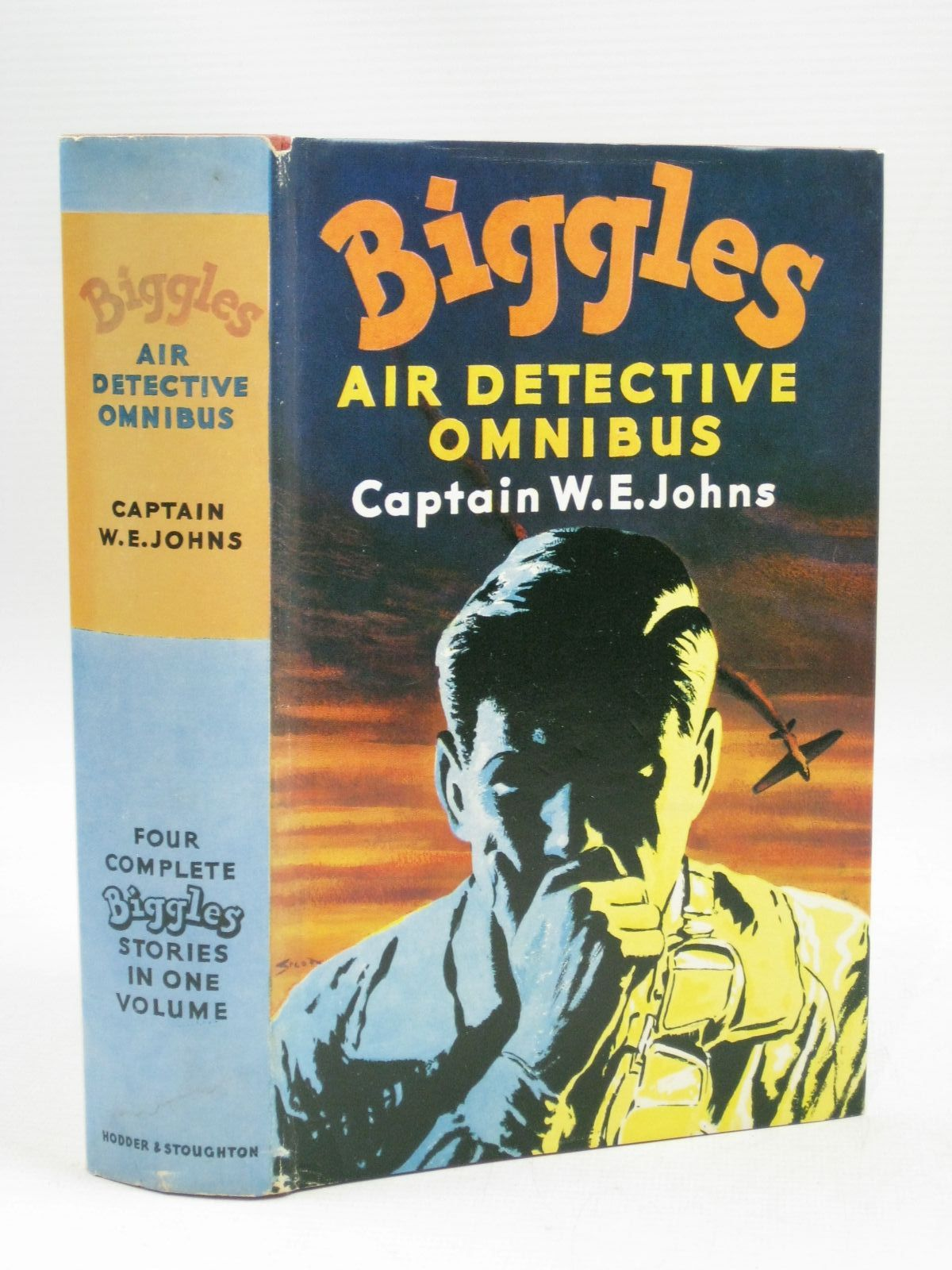 Photo of THE BIGGLES AIR DETECTIVE OMNIBUS written by Johns, W.E. published by Hodder & Stoughton (STOCK CODE: 1405108)  for sale by Stella & Rose's Books