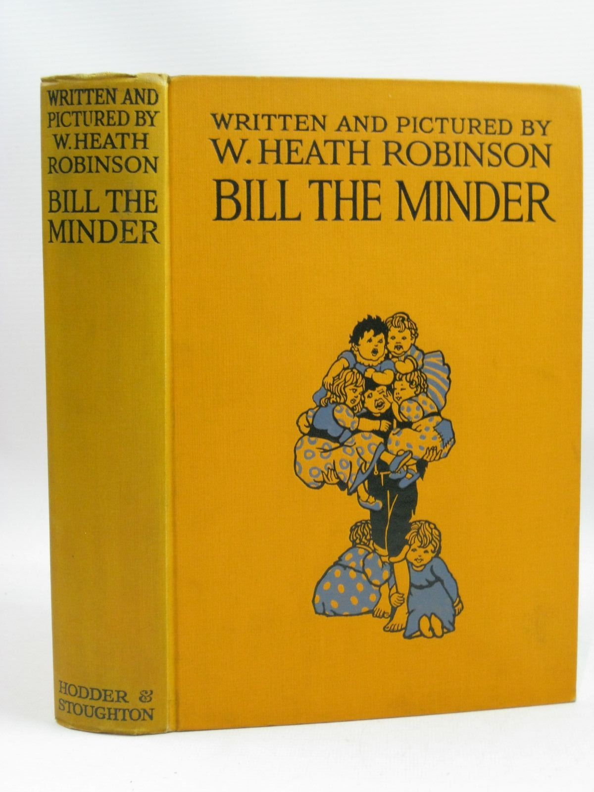 Photo of BILL THE MINDER- Stock Number: 1405141