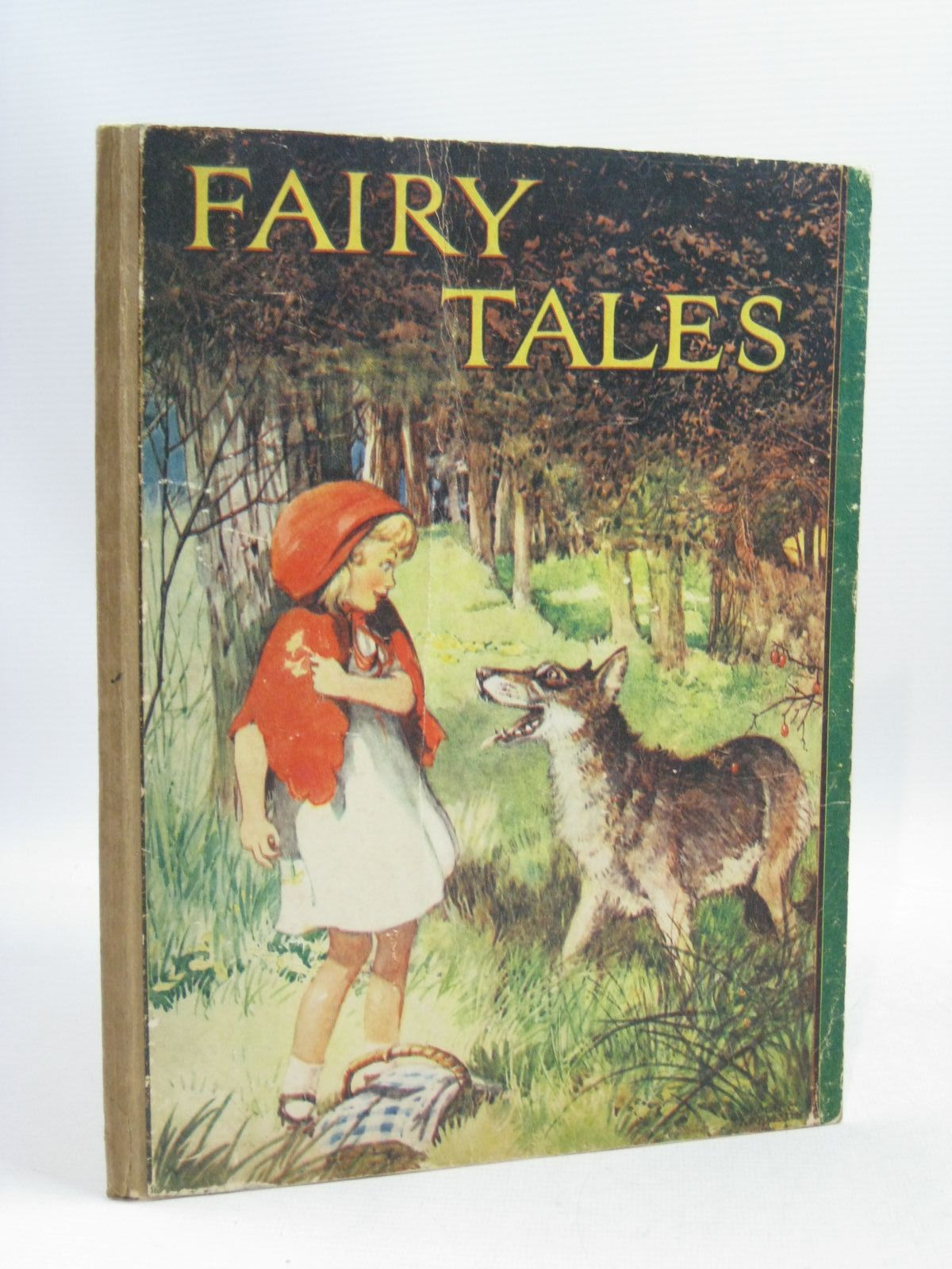 Photo of FAIRY TALES illustrated by Brisley, Nina K.<br />et al., published by Ward, Lock & Co. Ltd. (STOCK CODE: 1405192)  for sale by Stella & Rose's Books