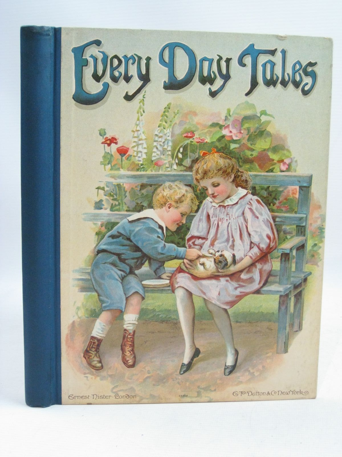 Photo of EVERY DAY TALES written by Weedon, L.L. illustrated by Hickling, P.B.<br />Wain, Louis<br />et al., published by Ernest Nister (STOCK CODE: 1405211)  for sale by Stella & Rose's Books