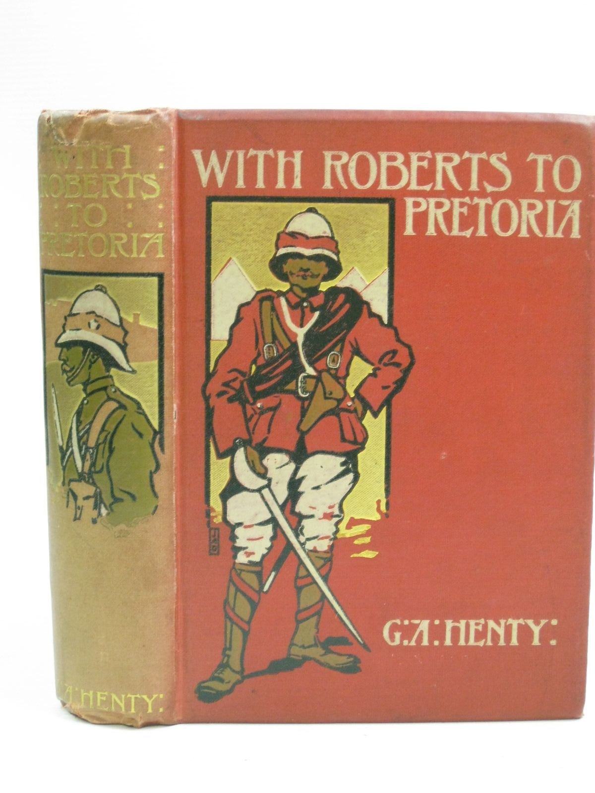 Photo of WITH ROBERTS TO PRETORIA