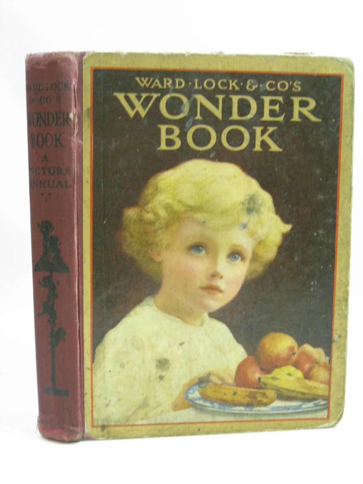 Photo of WARD LOCK &AMP; CO'S WONDER BOOK 1927 written by Golding, Harry illustrated by Brisley, Nina K.<br />Tarrant, Margaret<br />Temple, Chris G.<br />Wright, Alan<br />et al., published by Ward, Lock & Co. Limited (STOCK CODE: 1405231)  for sale by Stella & Rose's Books