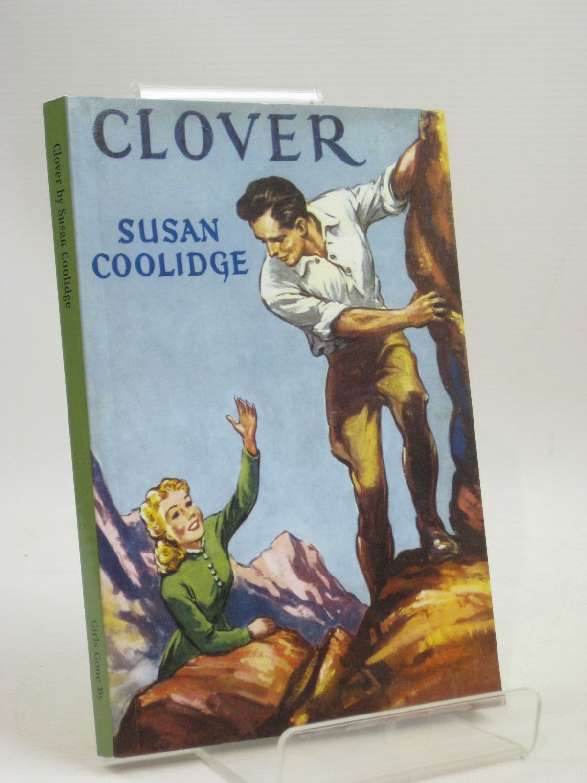 Photo of CLOVER written by Coolidge, Susan published by Girls Gone By (STOCK CODE: 1405263)  for sale by Stella & Rose's Books