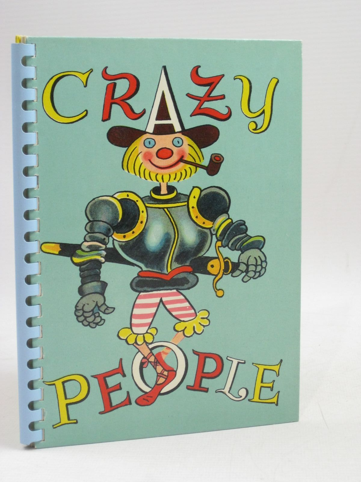Photo of 8192 CRAZY PEOPLE illustrated by Trier, Walter published by Atrium Press Ltd. (STOCK CODE: 1405320)  for sale by Stella & Rose's Books
