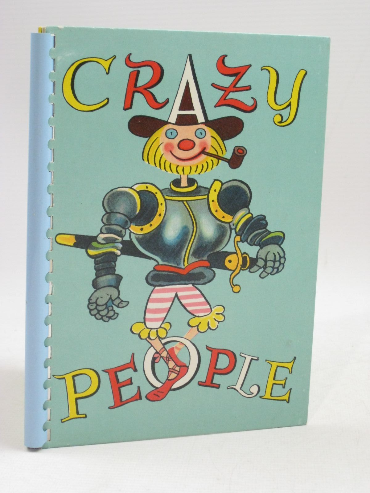 Photo of 8192 CRAZY PEOPLE illustrated by Trier, Walter published by Atrium Press Ltd. (STOCK CODE: 1405321)  for sale by Stella & Rose's Books