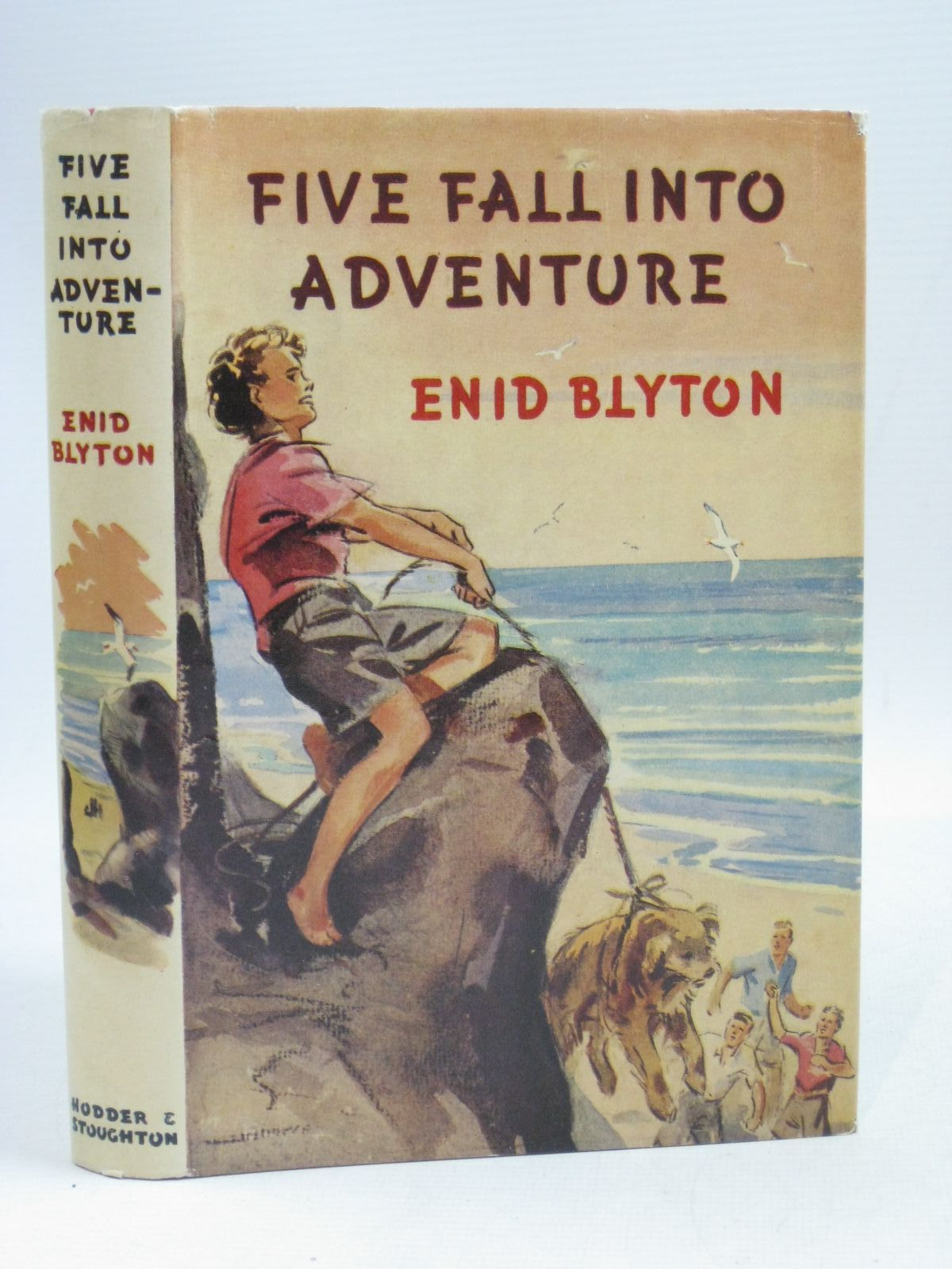 Photo of FIVE FALL INTO ADVENTURE