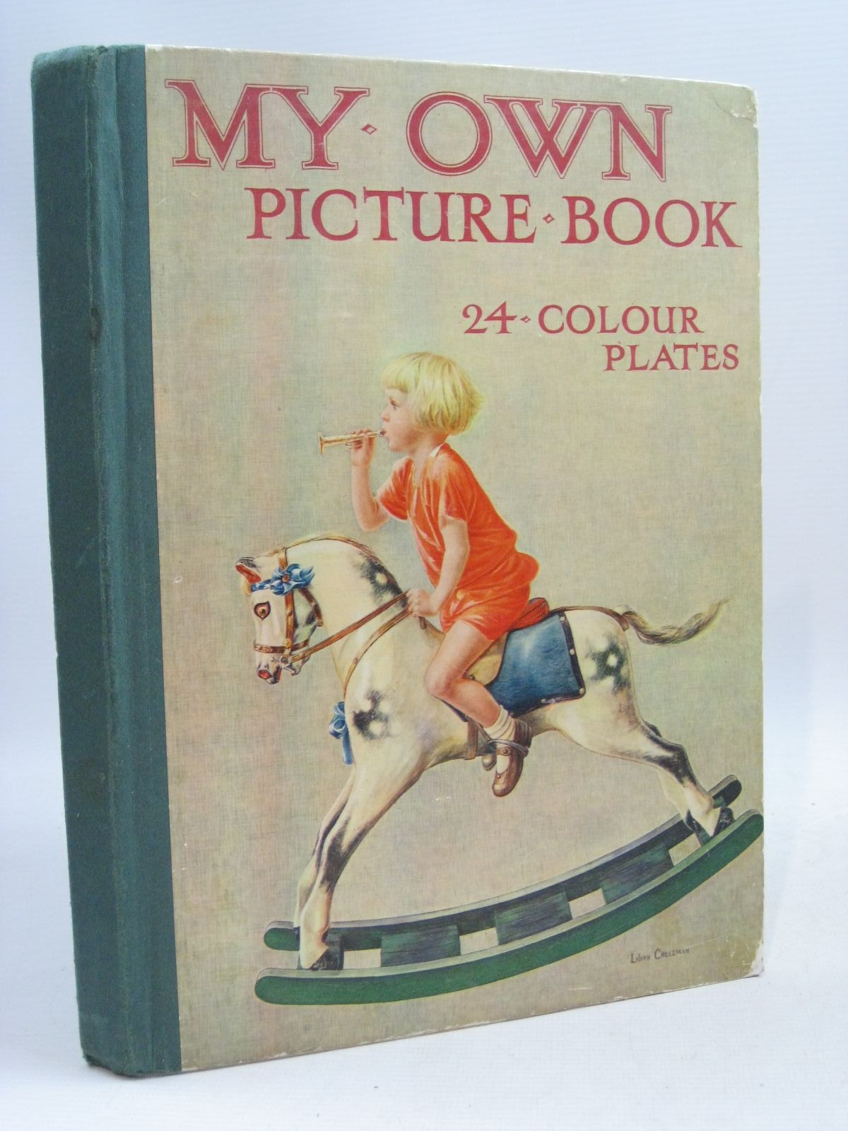 Photo of MY OWN PICTURE BOOK illustrated by Wain, Louis<br />Aris, Ernest A.<br />Brisley, Nina K.<br />et al., published by Ward, Lock & Co. Limited (STOCK CODE: 1405335)  for sale by Stella & Rose's Books