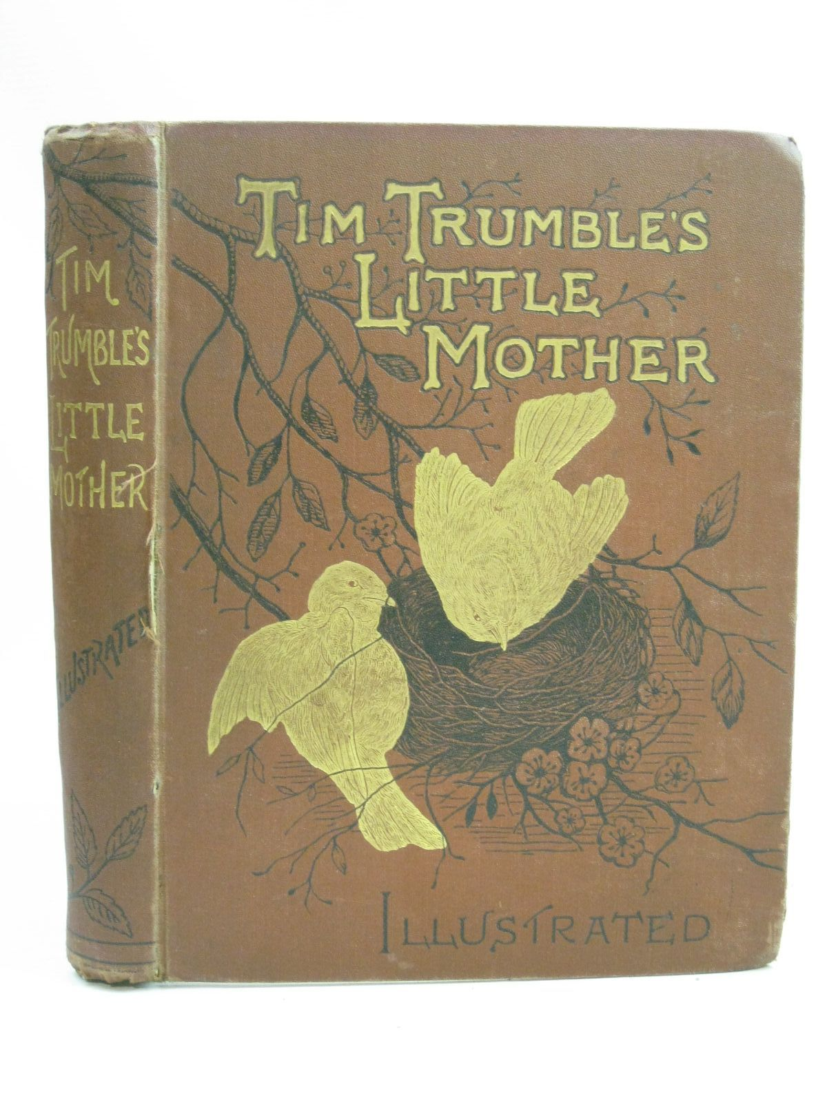 Photo of TIM TRUMBLE'S LITTLE MOTHER written by Mateaux, C.L. illustrated by Giacomelli, H. published by Cassell, Petter, Galpin & Co. (STOCK CODE: 1405363)  for sale by Stella & Rose's Books