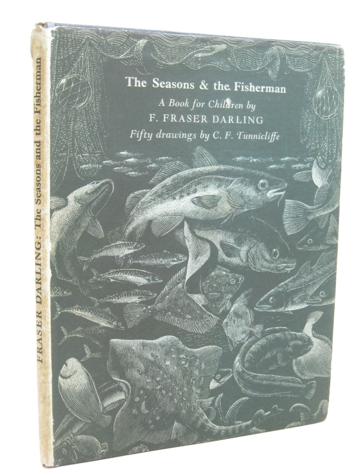 Photo of THE SEASONS AND THE FISHERMAN written by Darling, Frank Fraser illustrated by Tunnicliffe, C.F. published by Cambridge University Press (STOCK CODE: 1405446)  for sale by Stella & Rose's Books