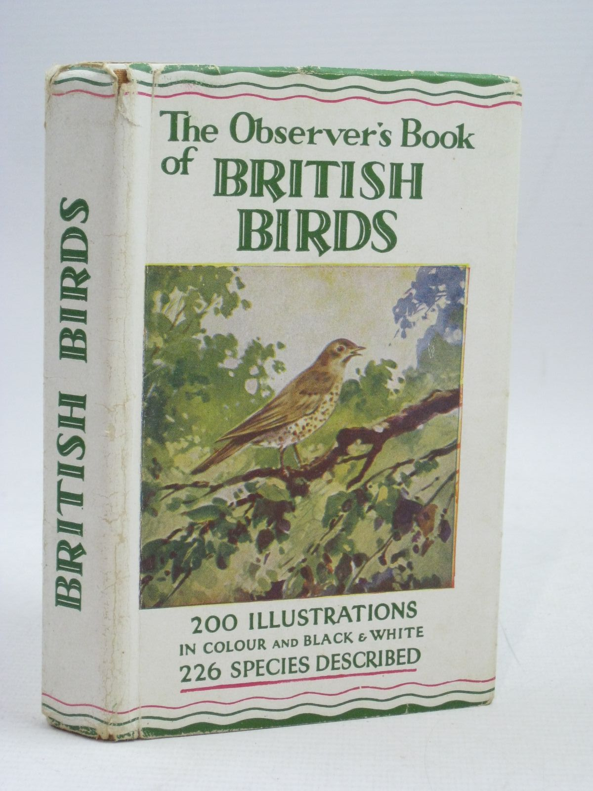Photo of THE OBSERVER'S BOOK OF BRITISH BIRDS