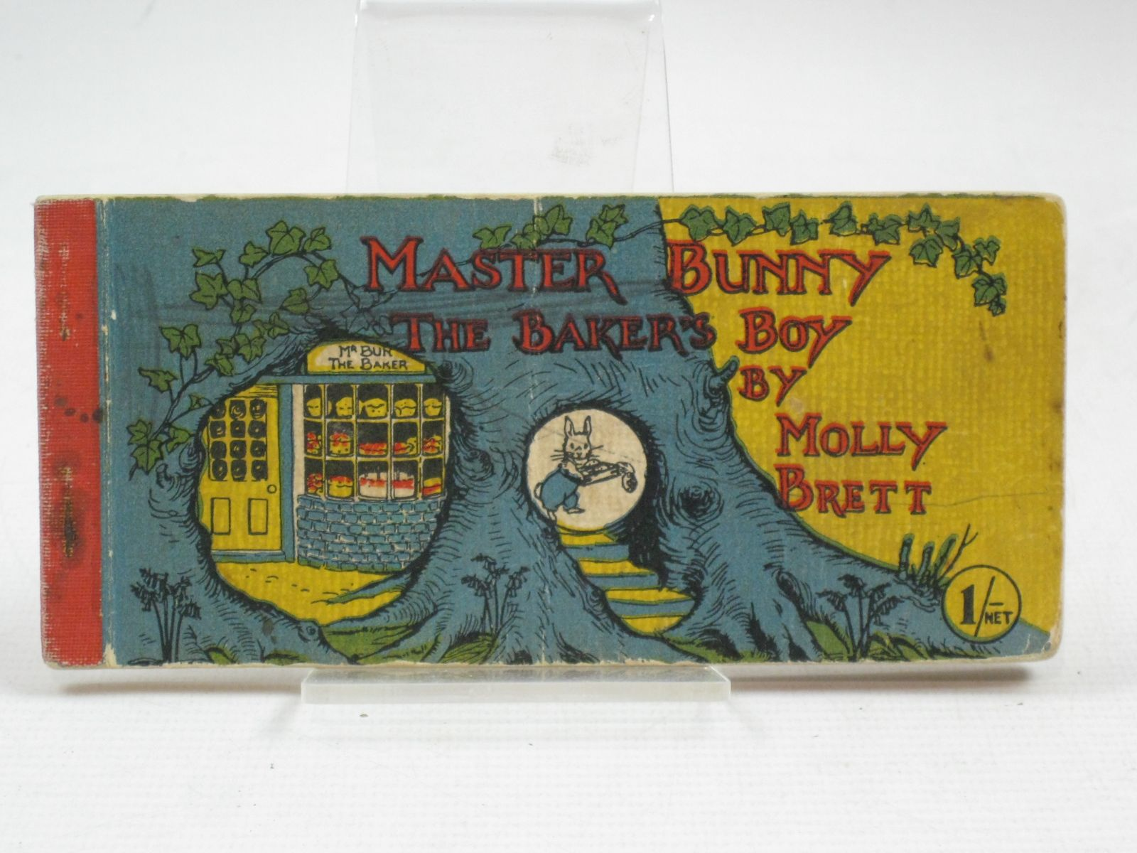 Photo of MASTER BUNNY THE BAKER'S BOY written by Brett, Molly illustrated by Brett, Molly published by Brockhampton Press (STOCK CODE: 1405455)  for sale by Stella & Rose's Books