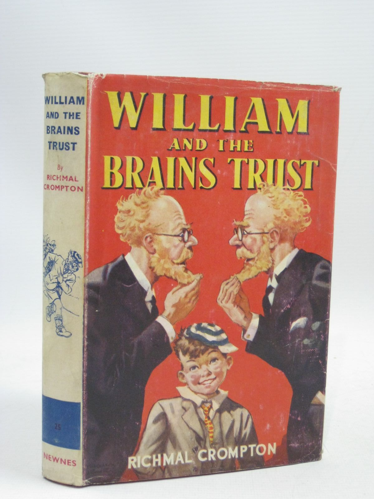 Photo of WILLIAM AND THE BRAINS TRUST- Stock Number: 1405552
