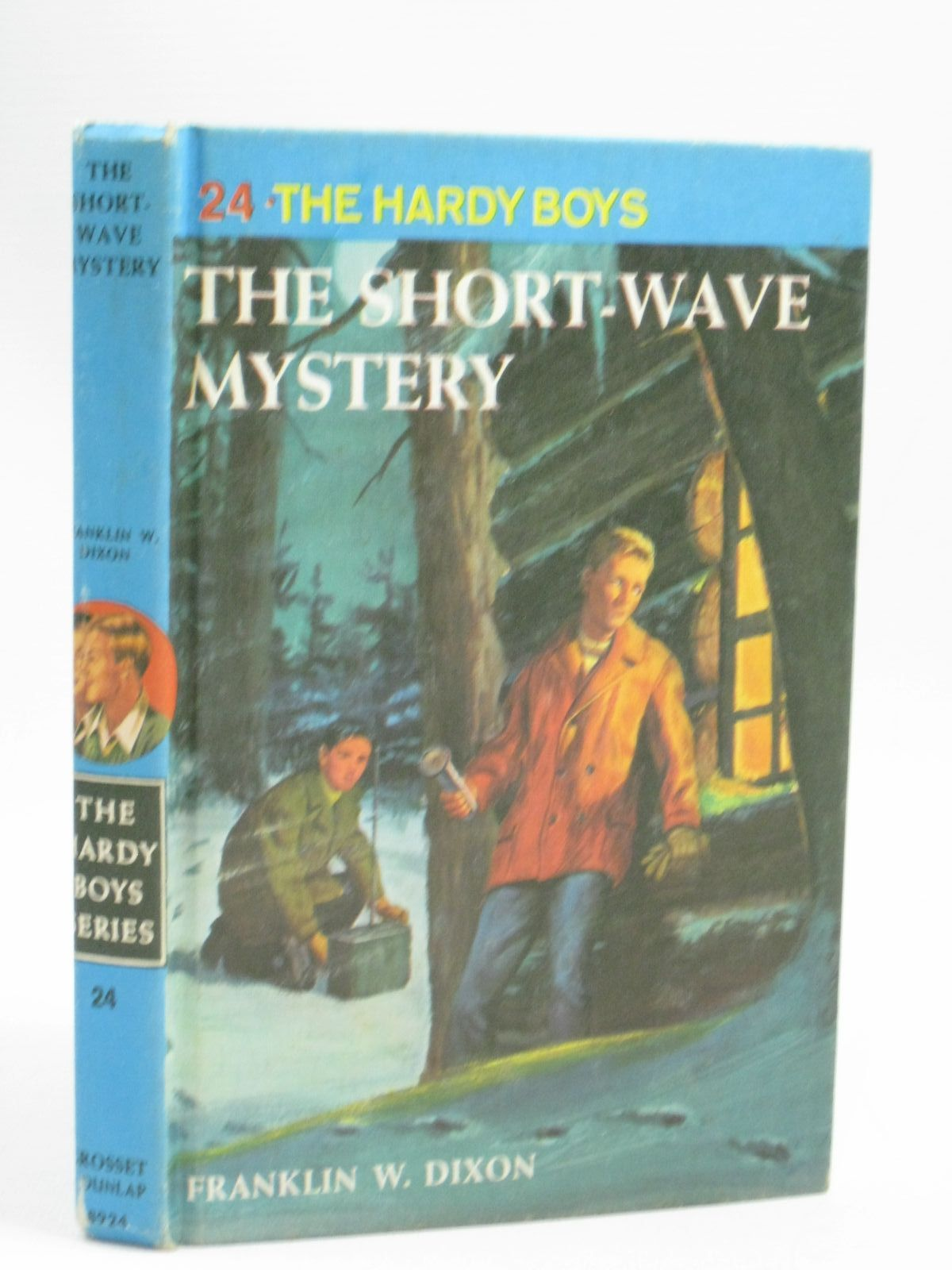 Photo of THE SHORT-WAVE MYSTERY written by Dixon, Franklin W. published by Grosset & Dunlap (STOCK CODE: 1405562)  for sale by Stella & Rose's Books
